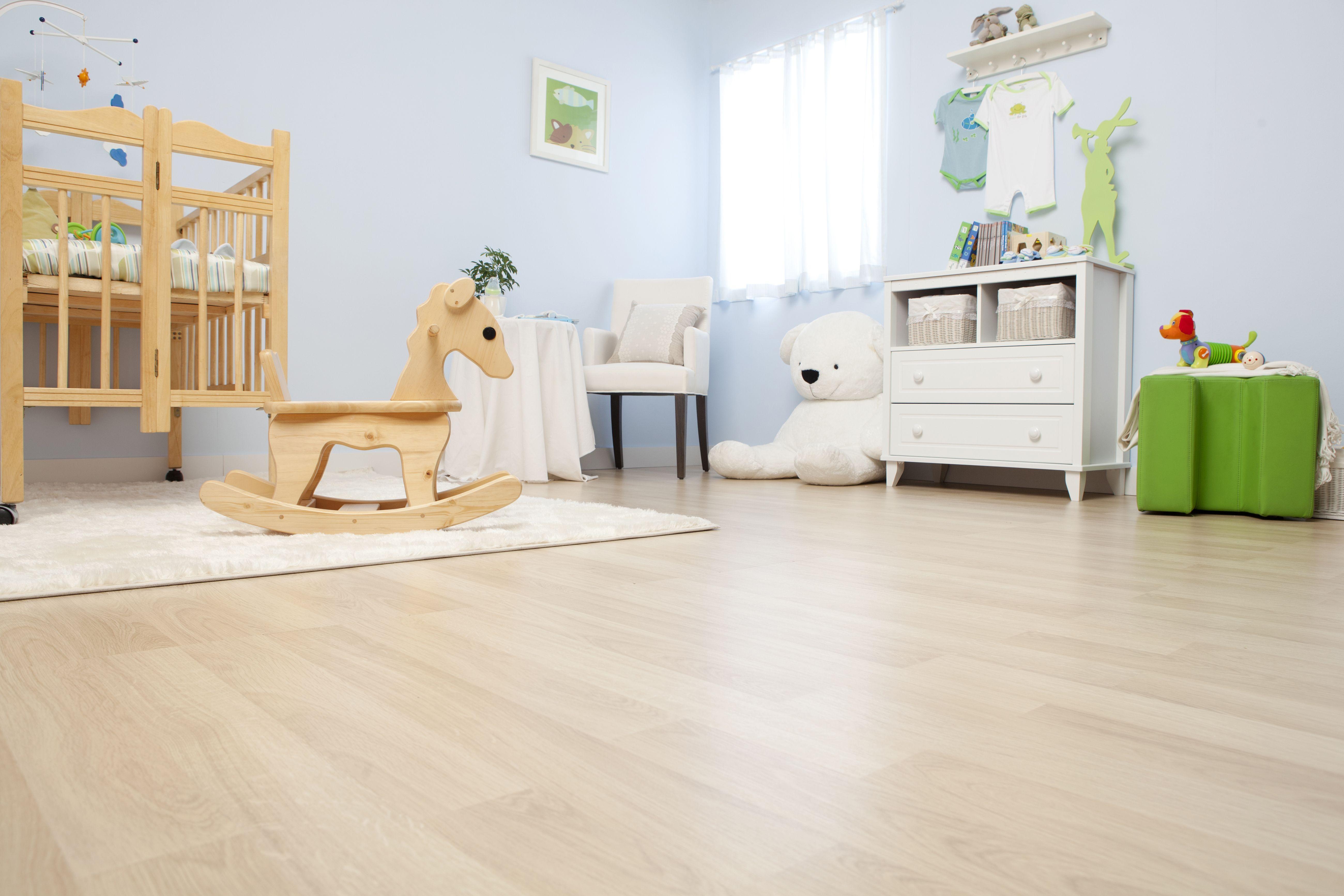 Chambre bébé sans formaldéhyde :  privilégier un air sain