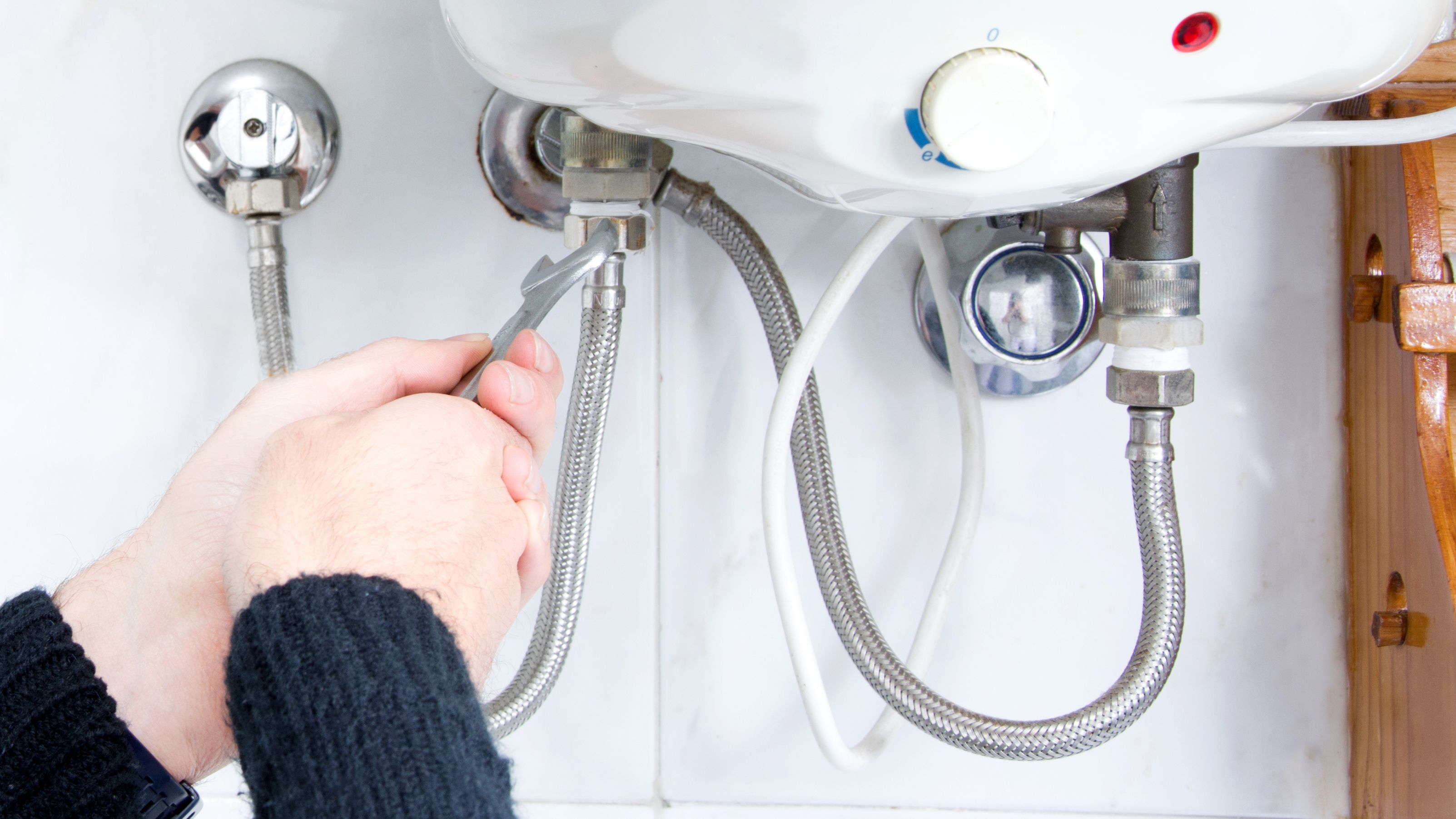 What is a Connection Kit for an Electric Water Heater?