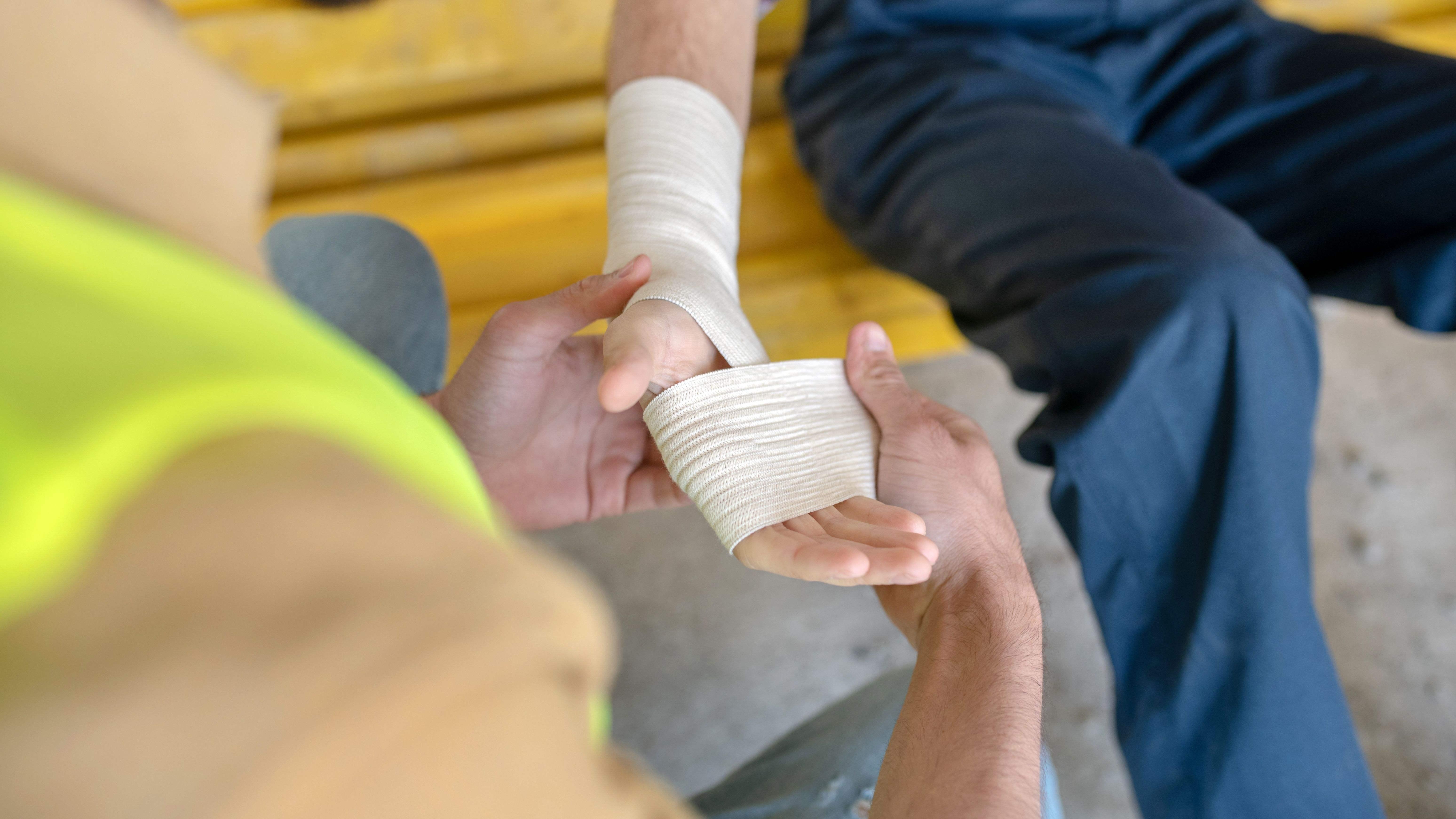 Quels sont les principaux  accidents du travail