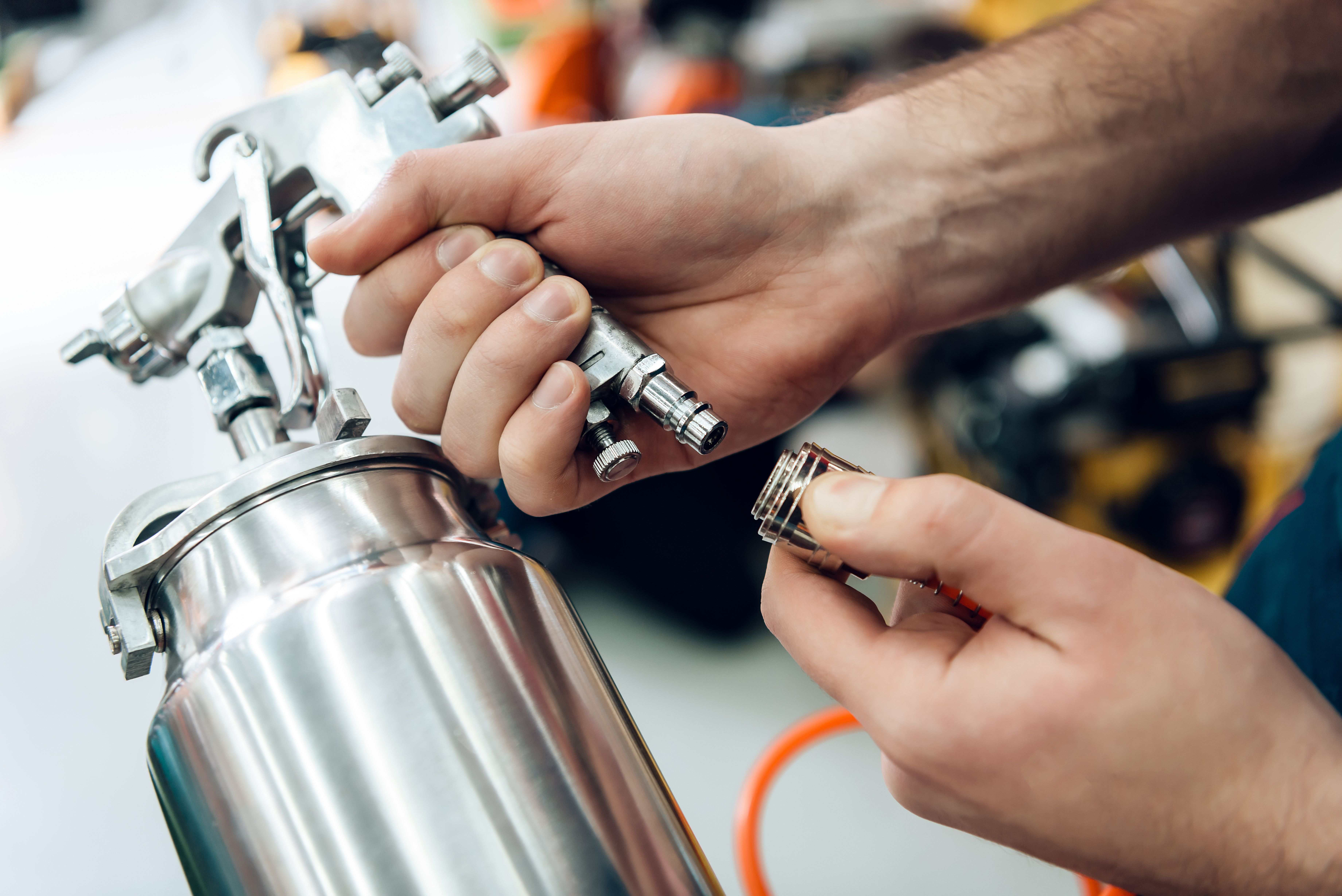 Pneumatic tools buying guide