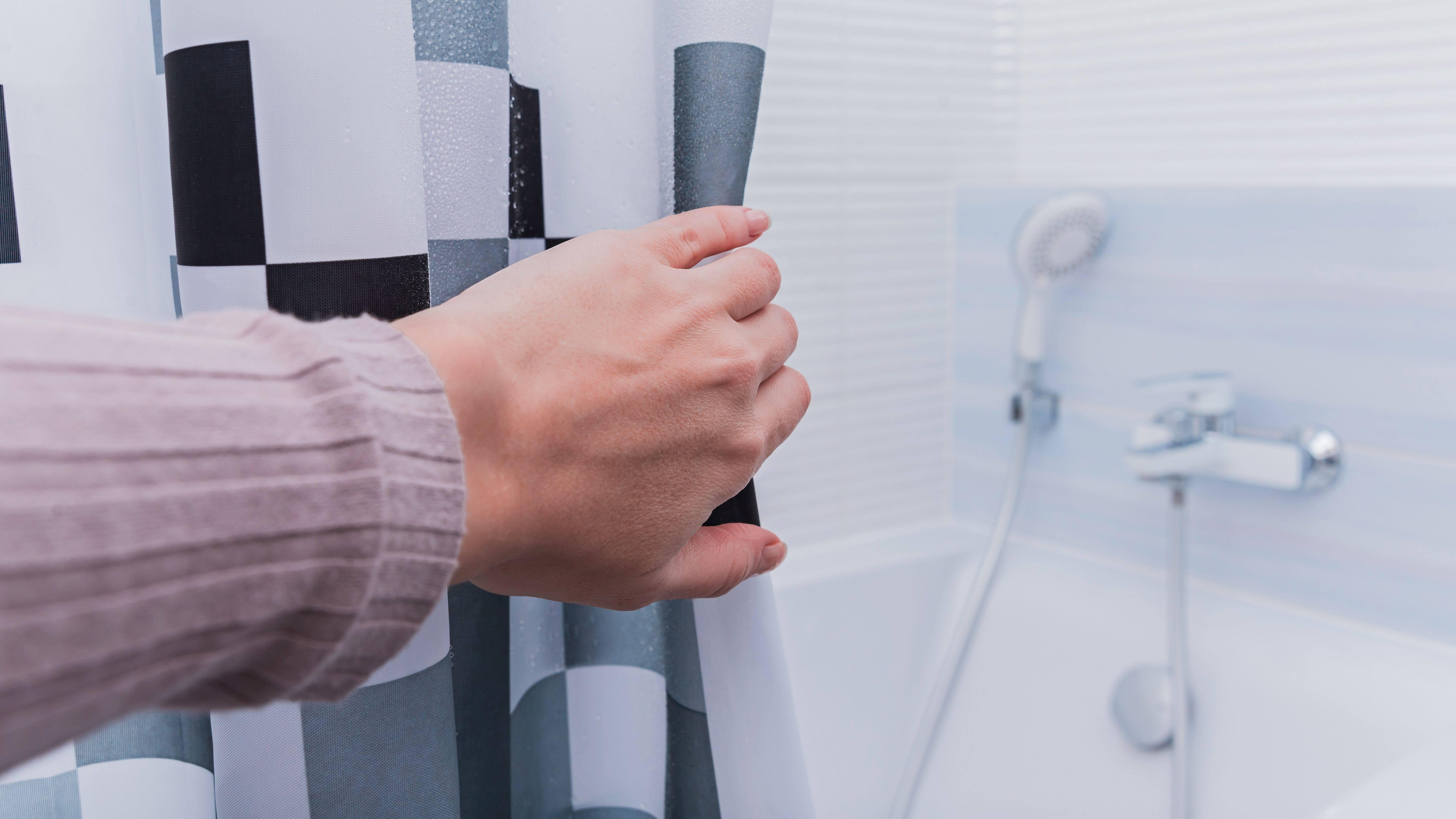 Cómo elegir una cortina de ducha
