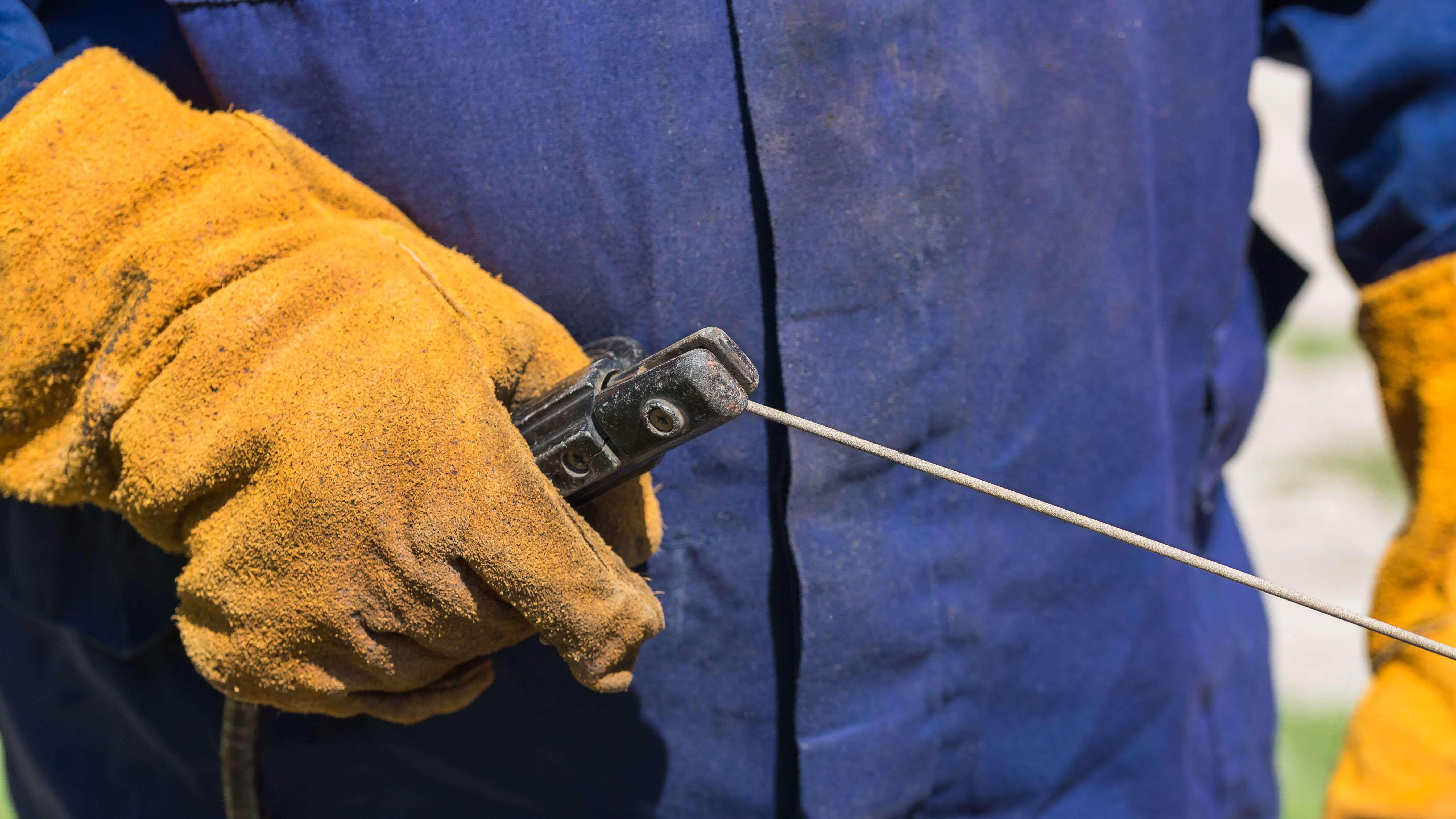 Comment choisir ses électrodes de soudure à l'arc