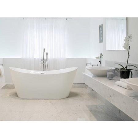 Rénovation d'une petite salle de bains pour un studio en location
