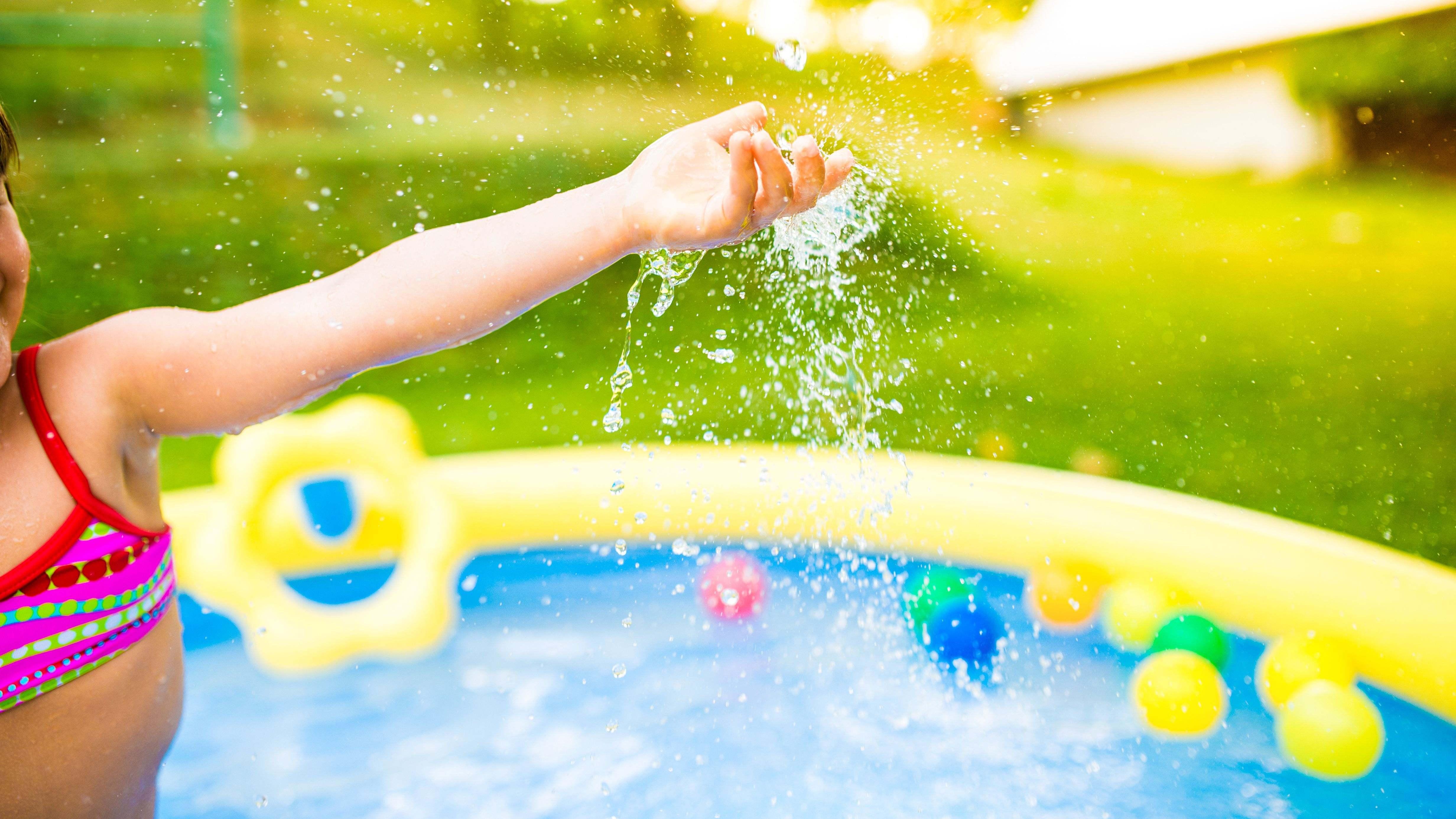Die richtige Auswahl Ihres Schwimmbeckens für Kinder