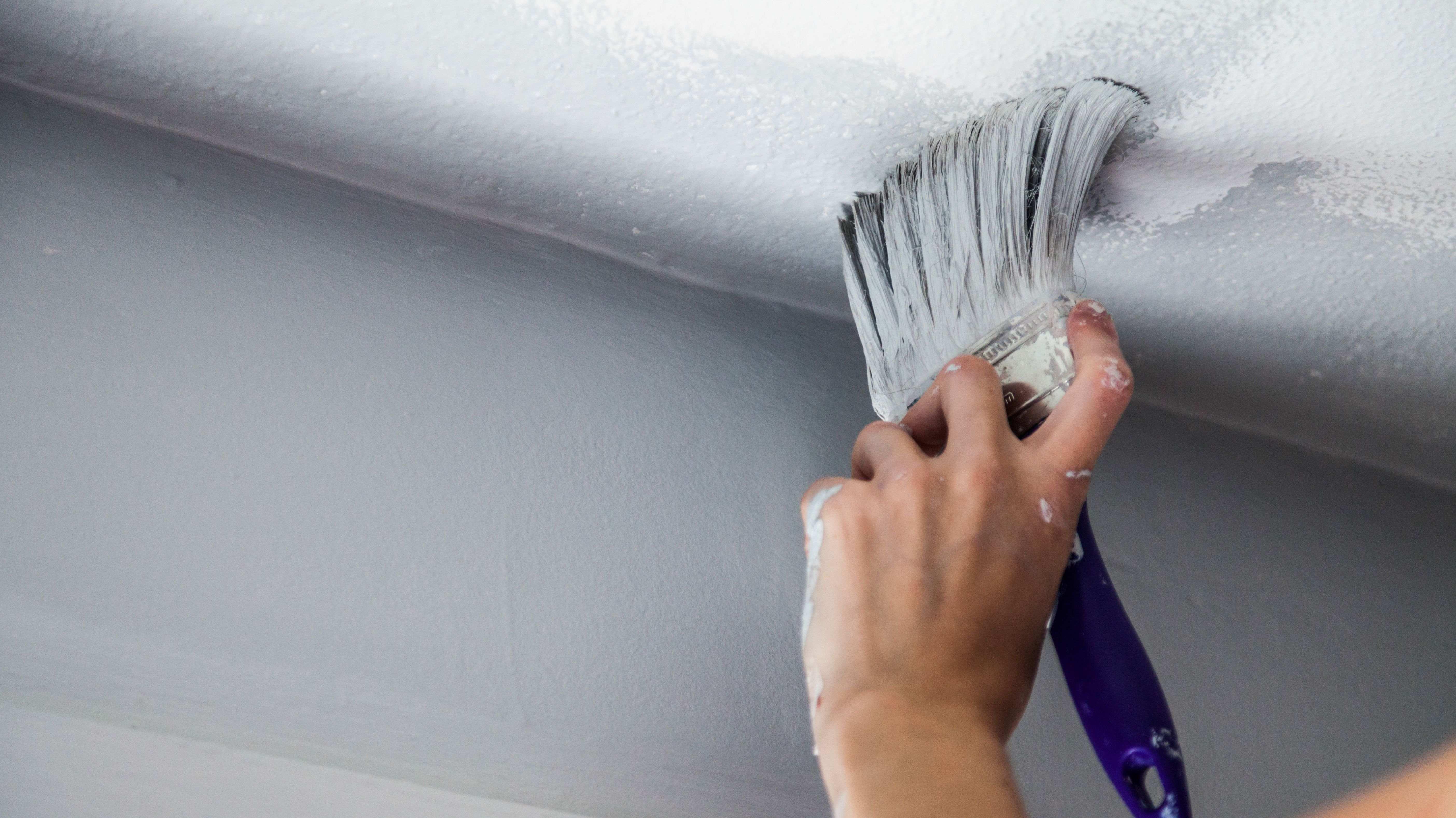 Come pitturare il soffitto