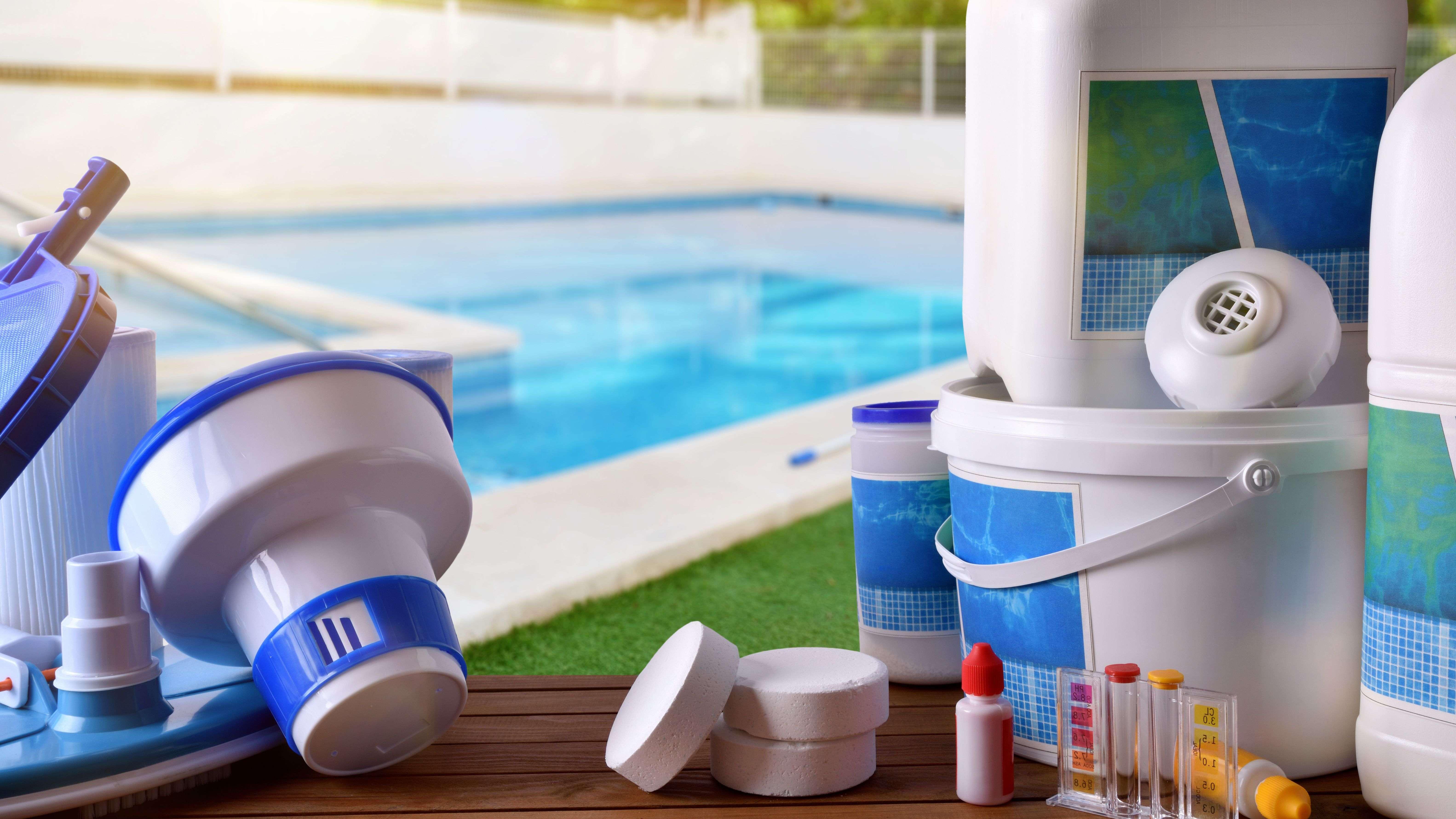Cómo elegir productos de mantenimiento para la piscina
