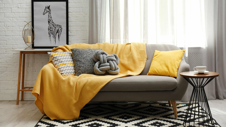 ¿Cómo elegir la funda de un sofá?