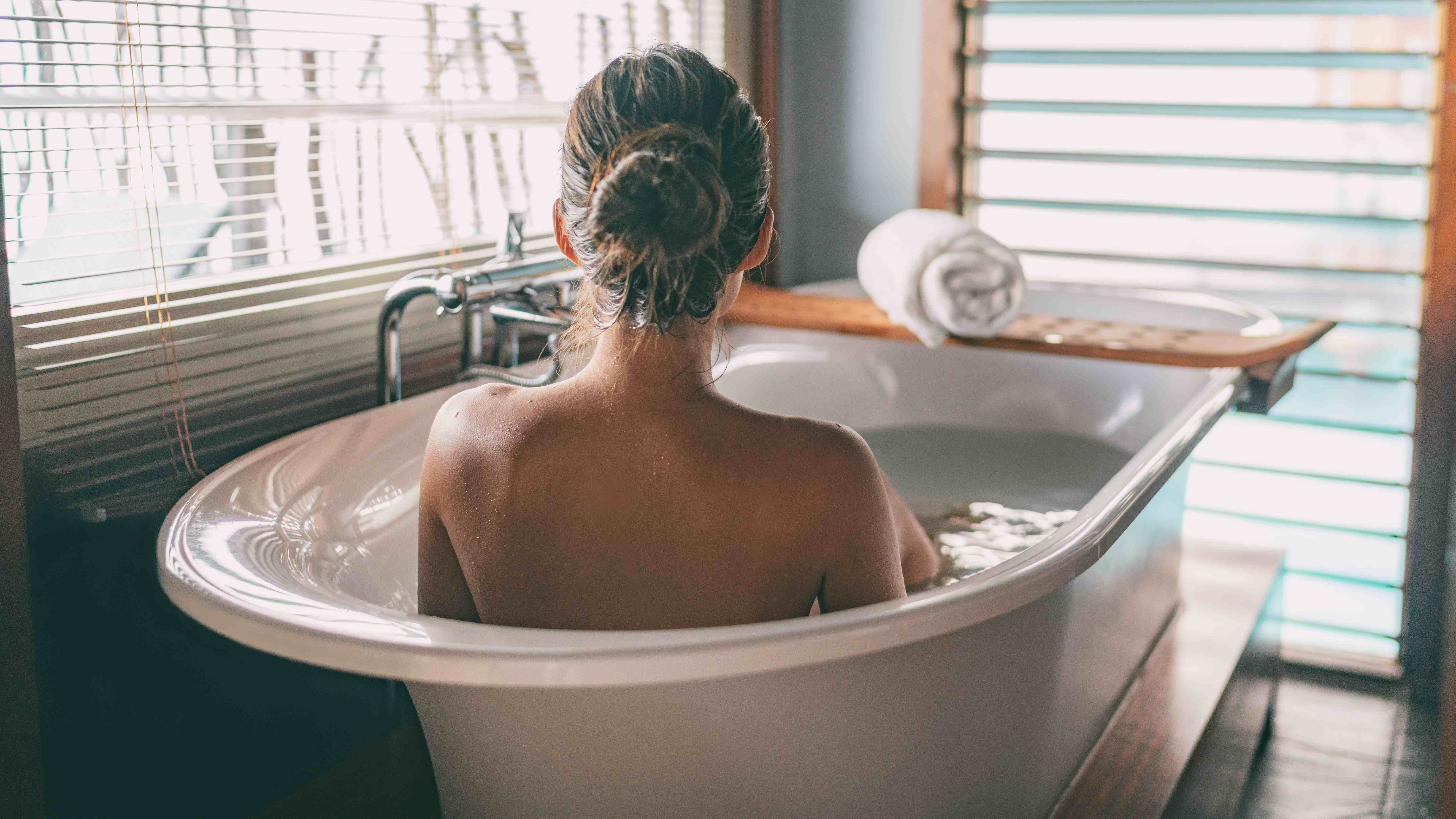 Shower or bath:  which is right for you?