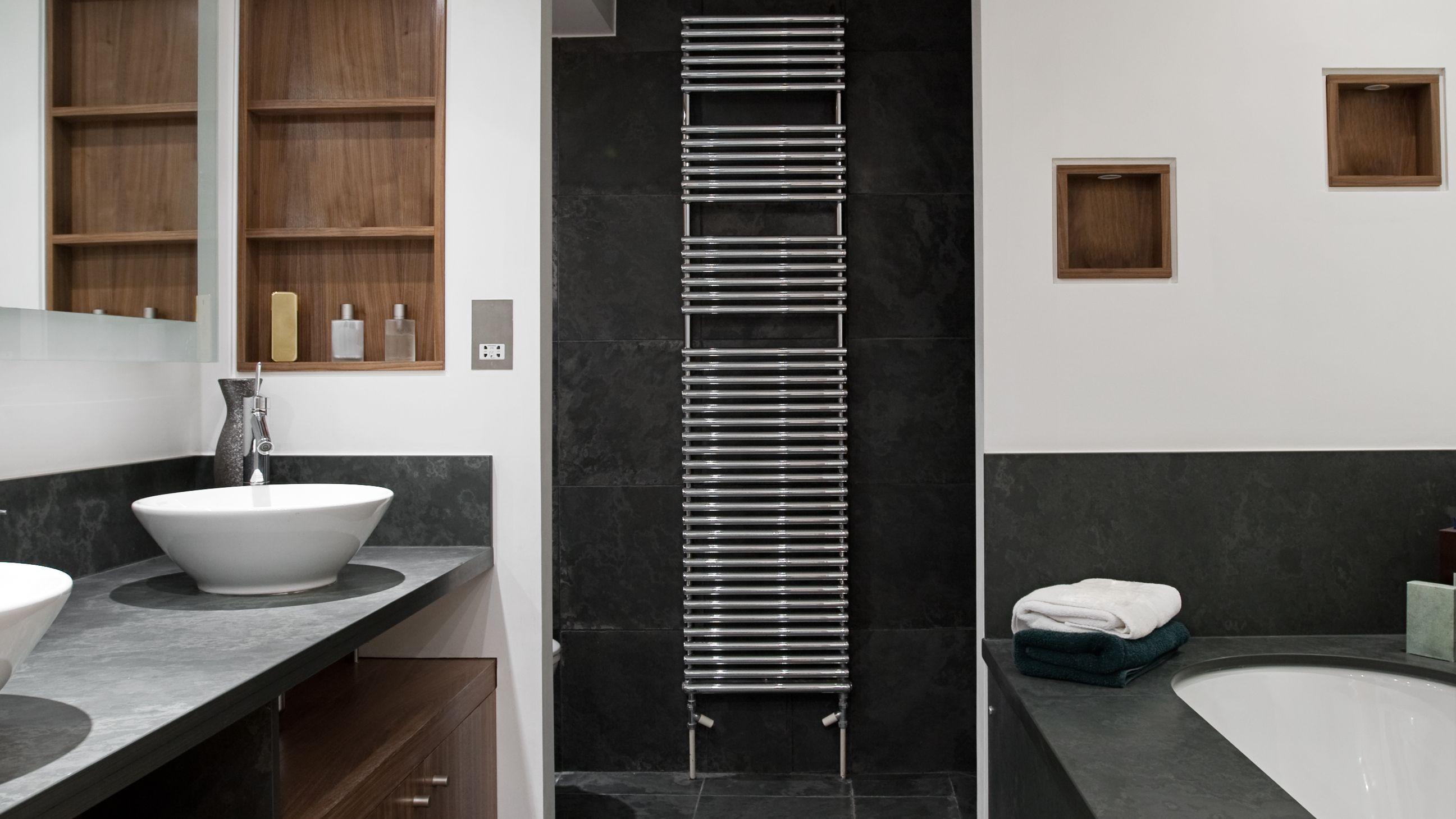 Cómo elegir la calefacción del cuarto de baño