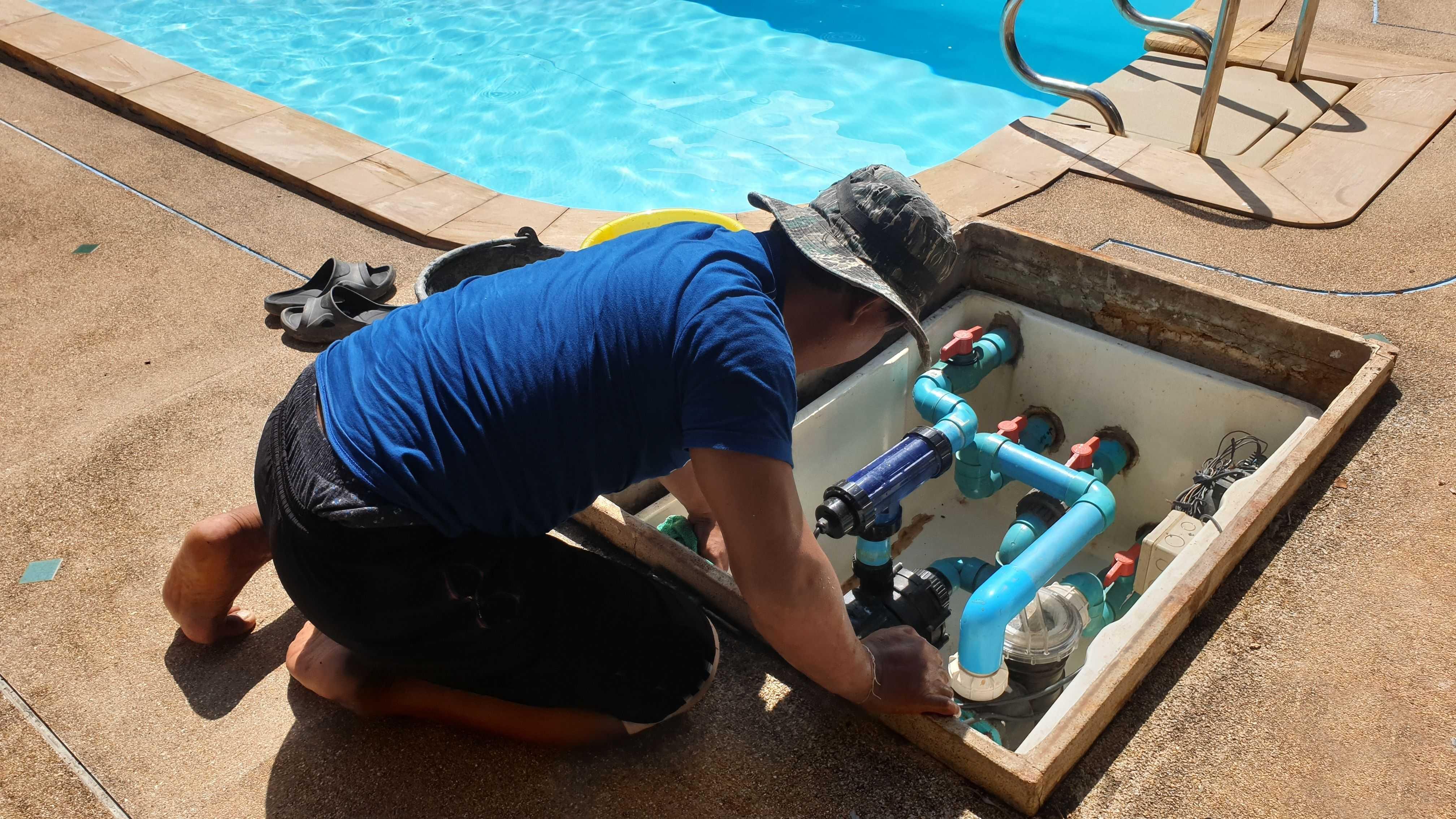 Cómo elegir la bomba de una piscina