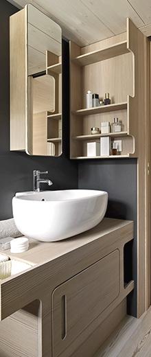 Rénovation d'une salle de bains de taille moyenne