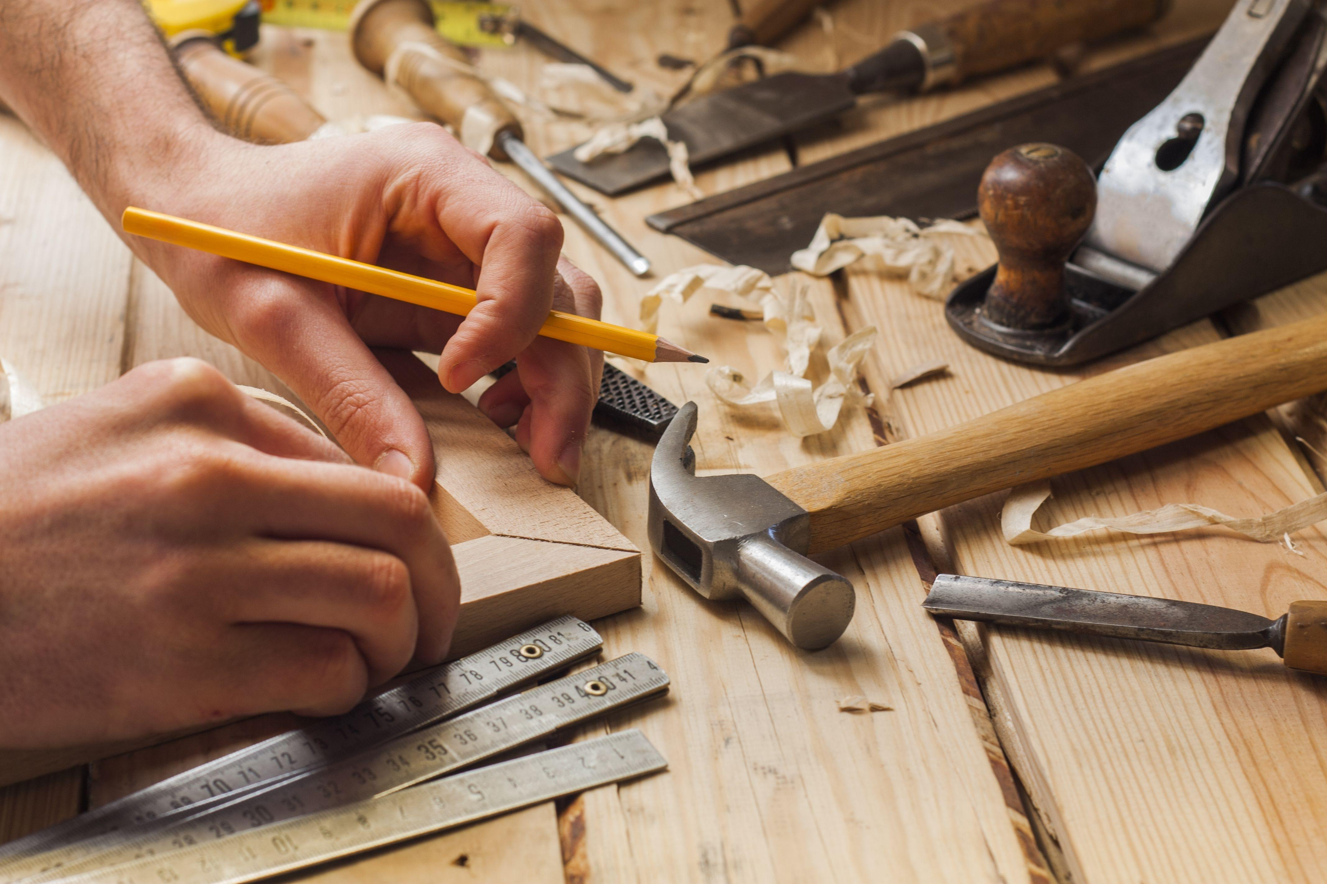 Ihr Einkaufsguide für Ihr Tischler und Schreiner Werkzeug