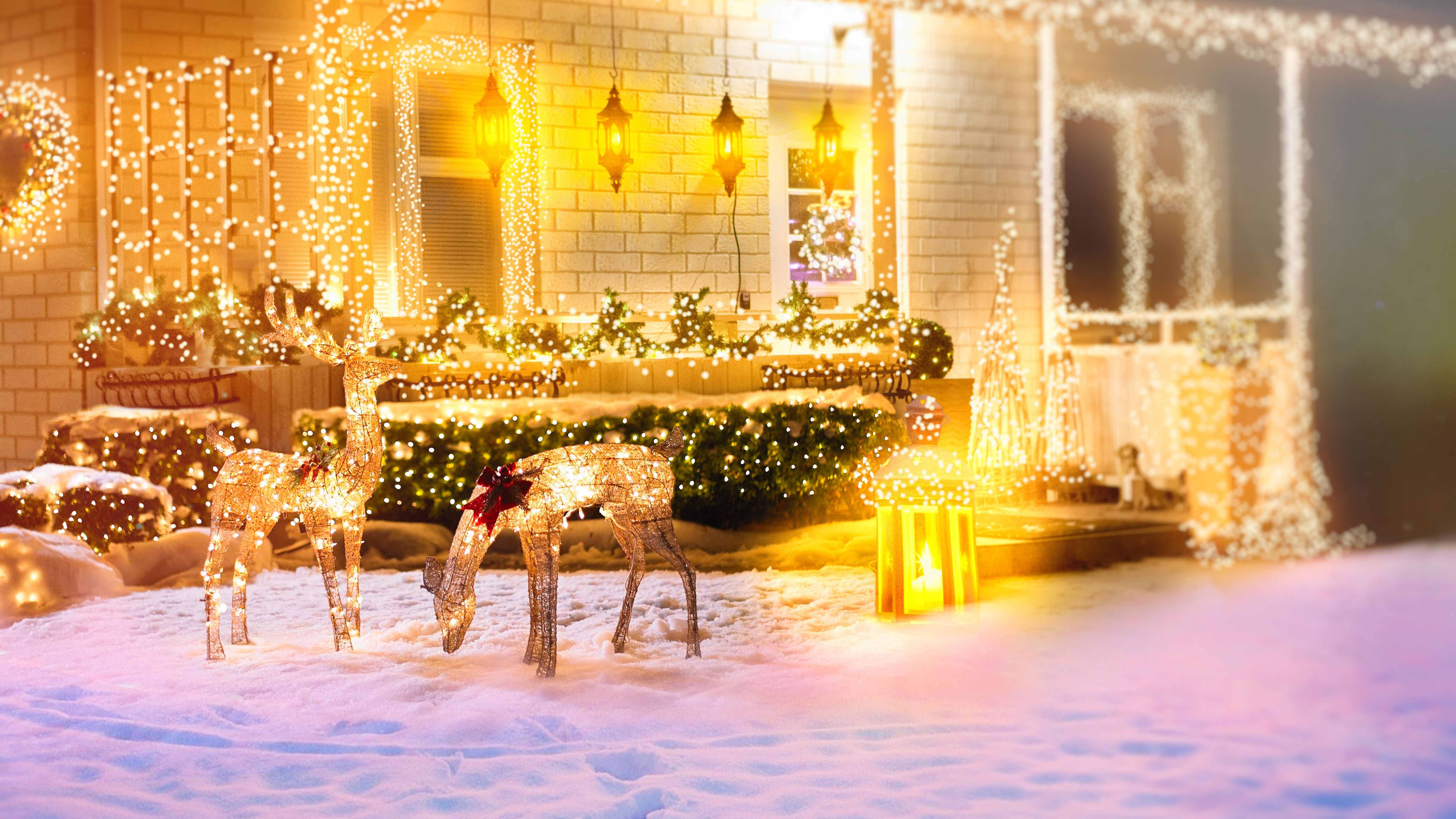 Outdoor Christmas decoration buying guide