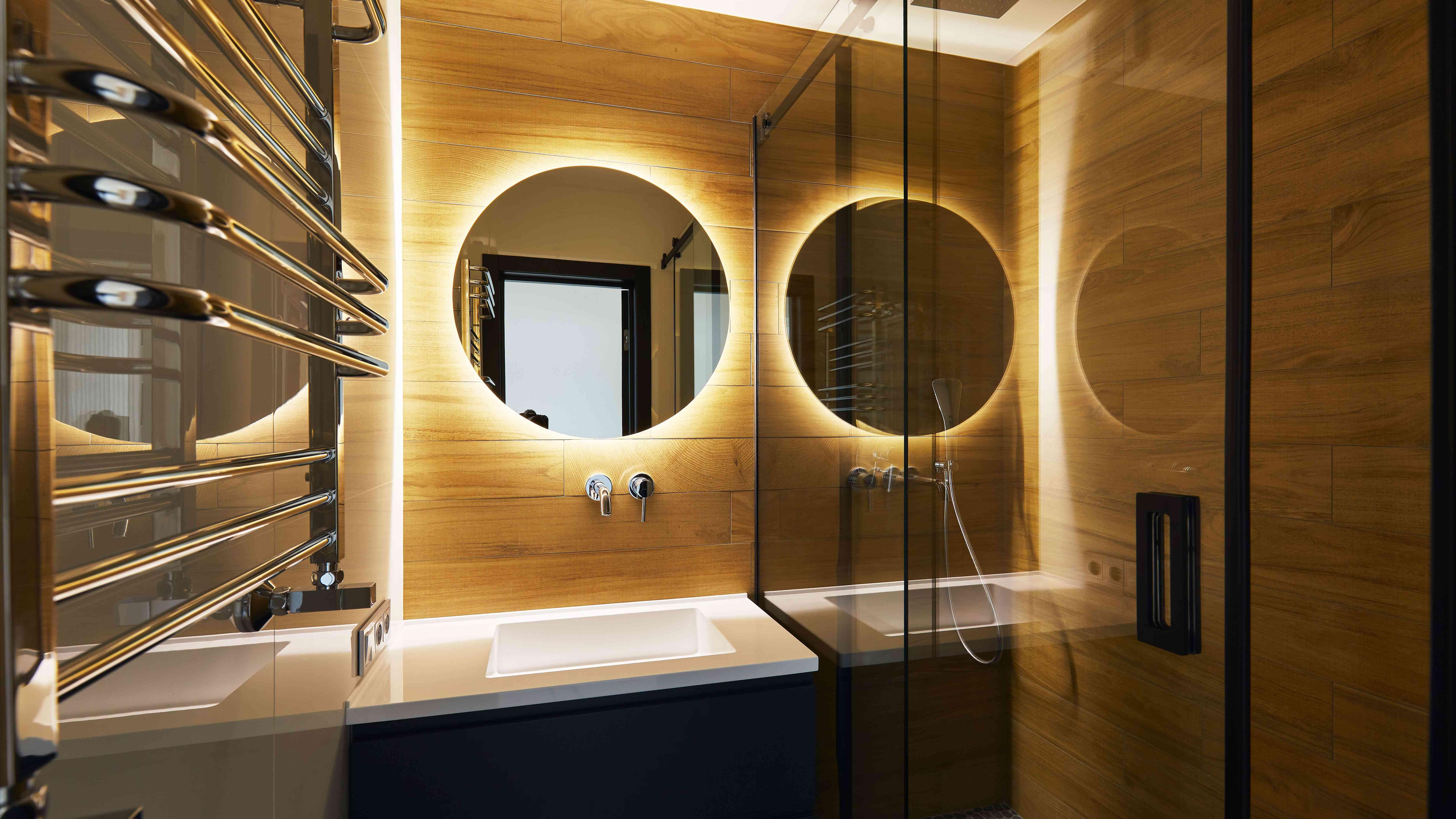 Cómo elegir la iluminación del baño