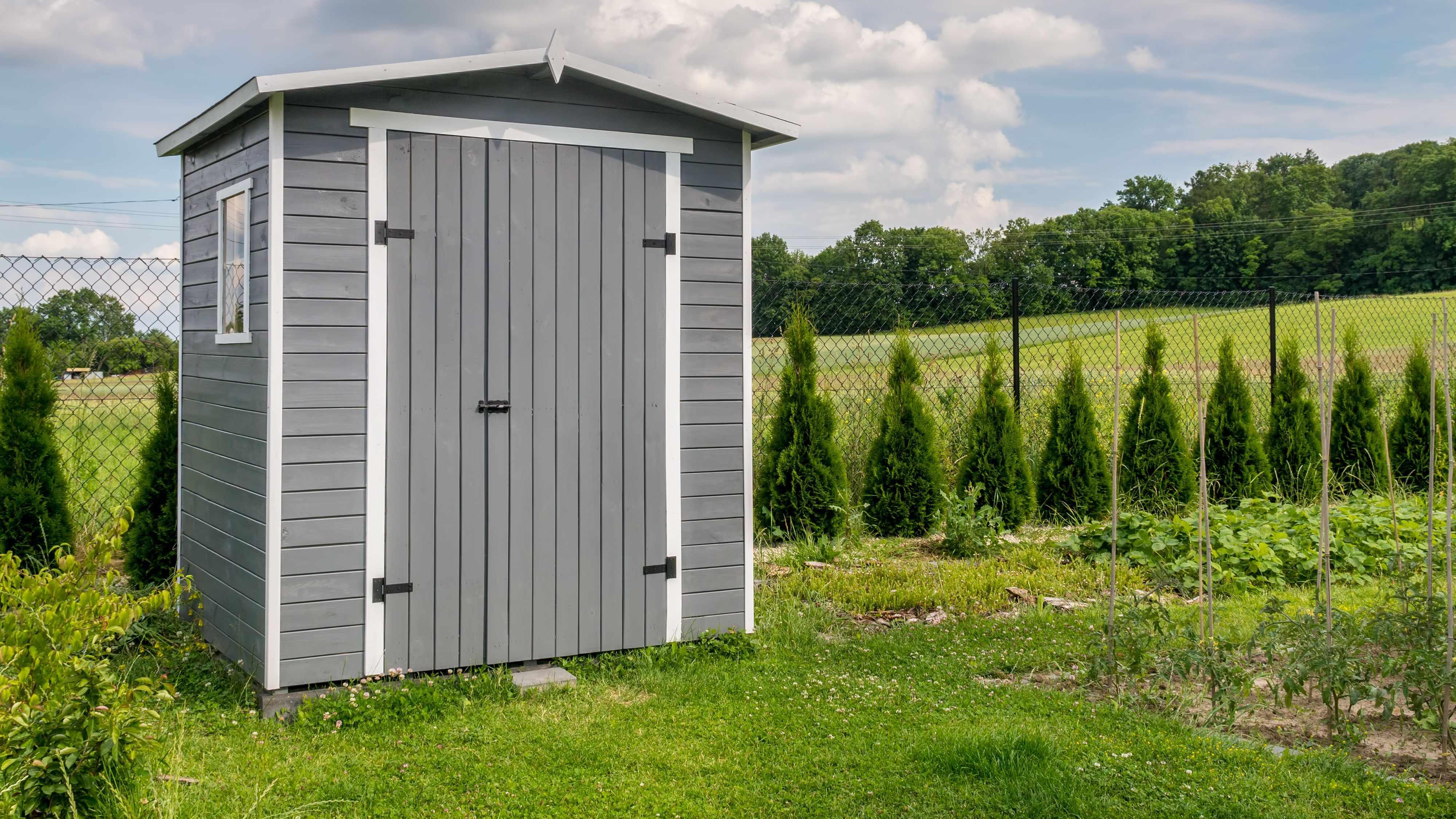 Come scegliere una casetta da giardino o un capanno