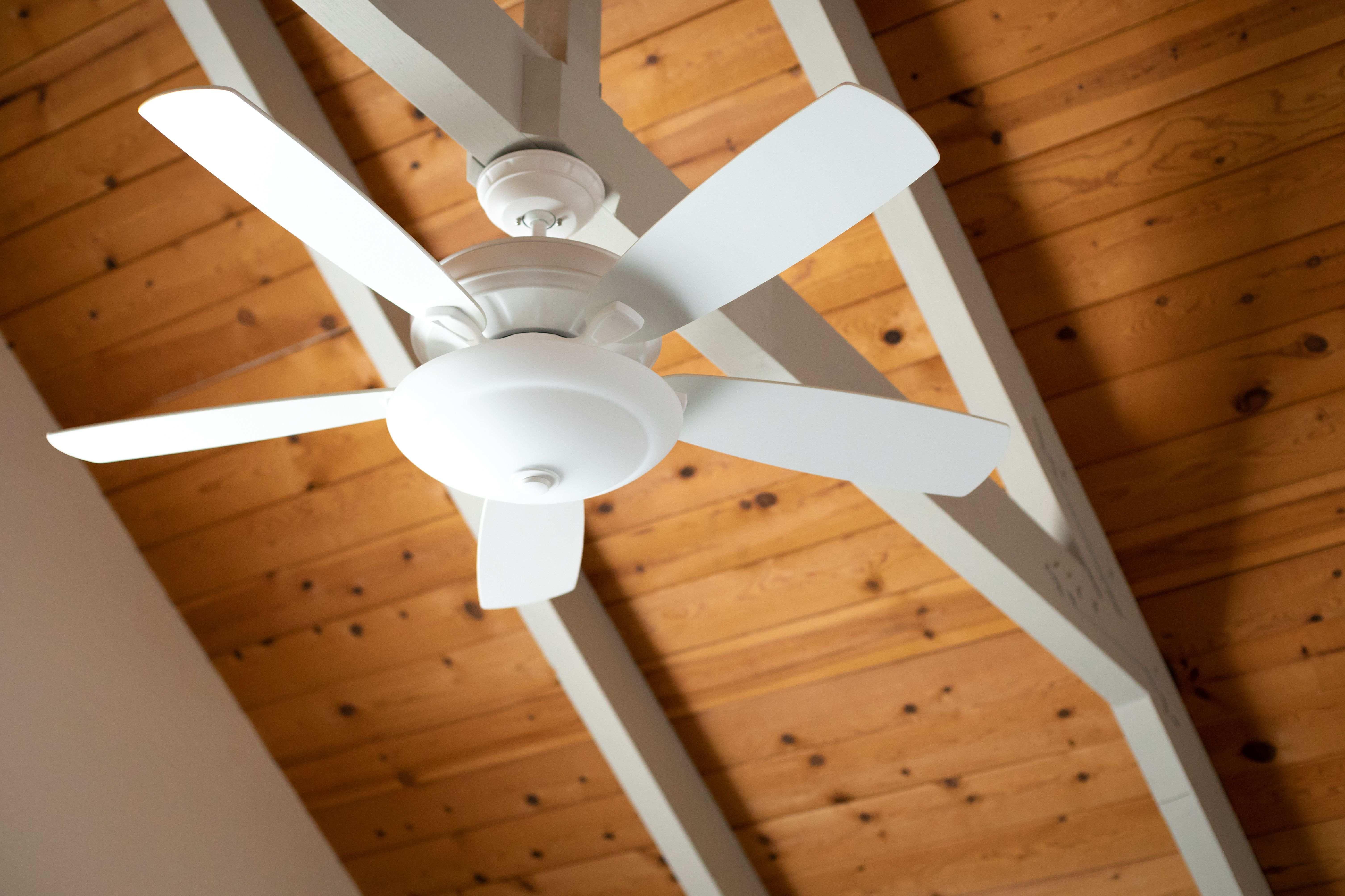 Cómo elegir un ventilador de techo