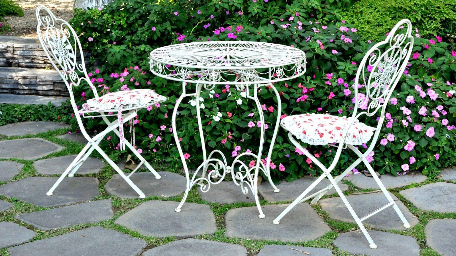 Table de jardin  : comment choisir