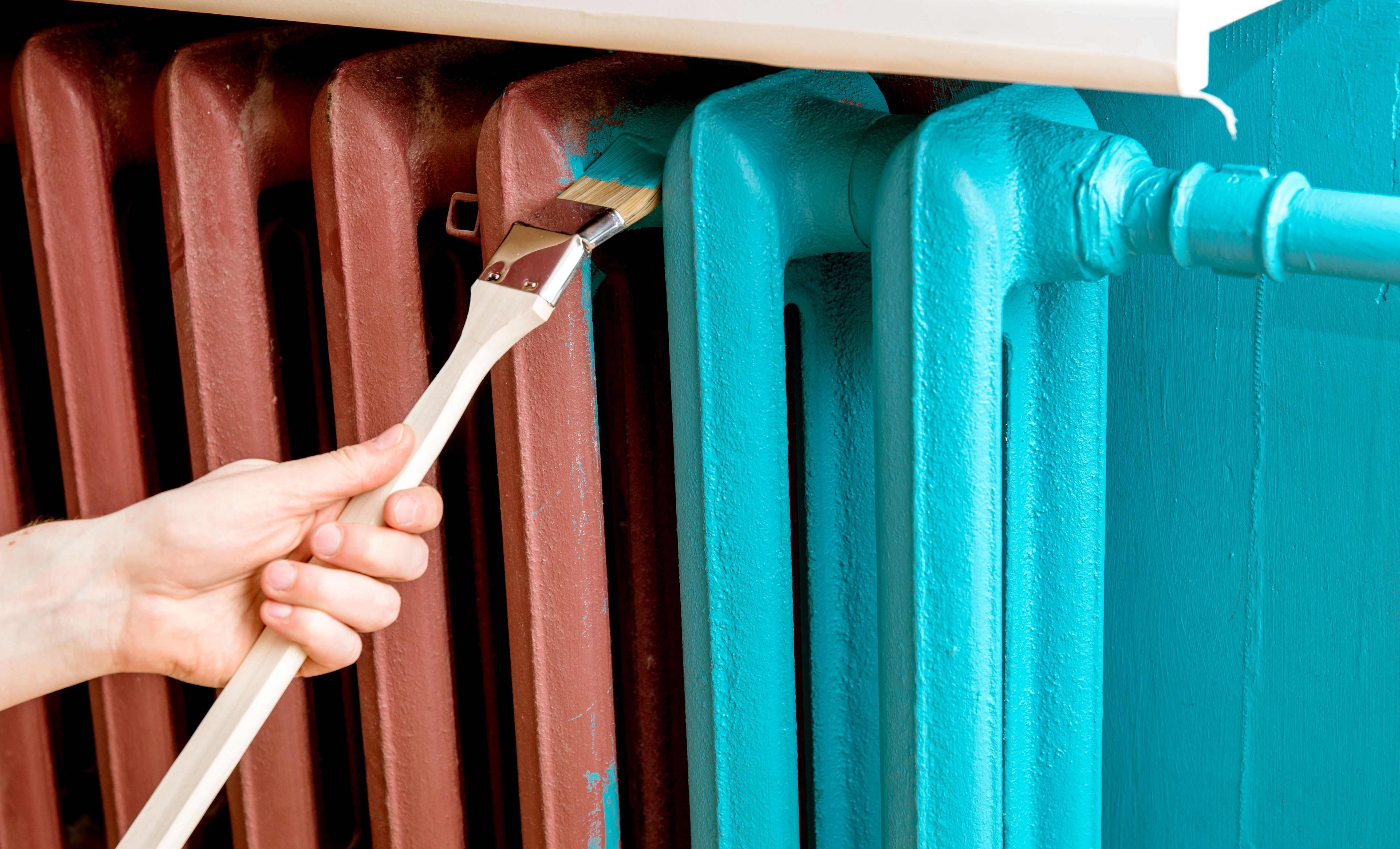 Pittura alta temperatura o termoresistente