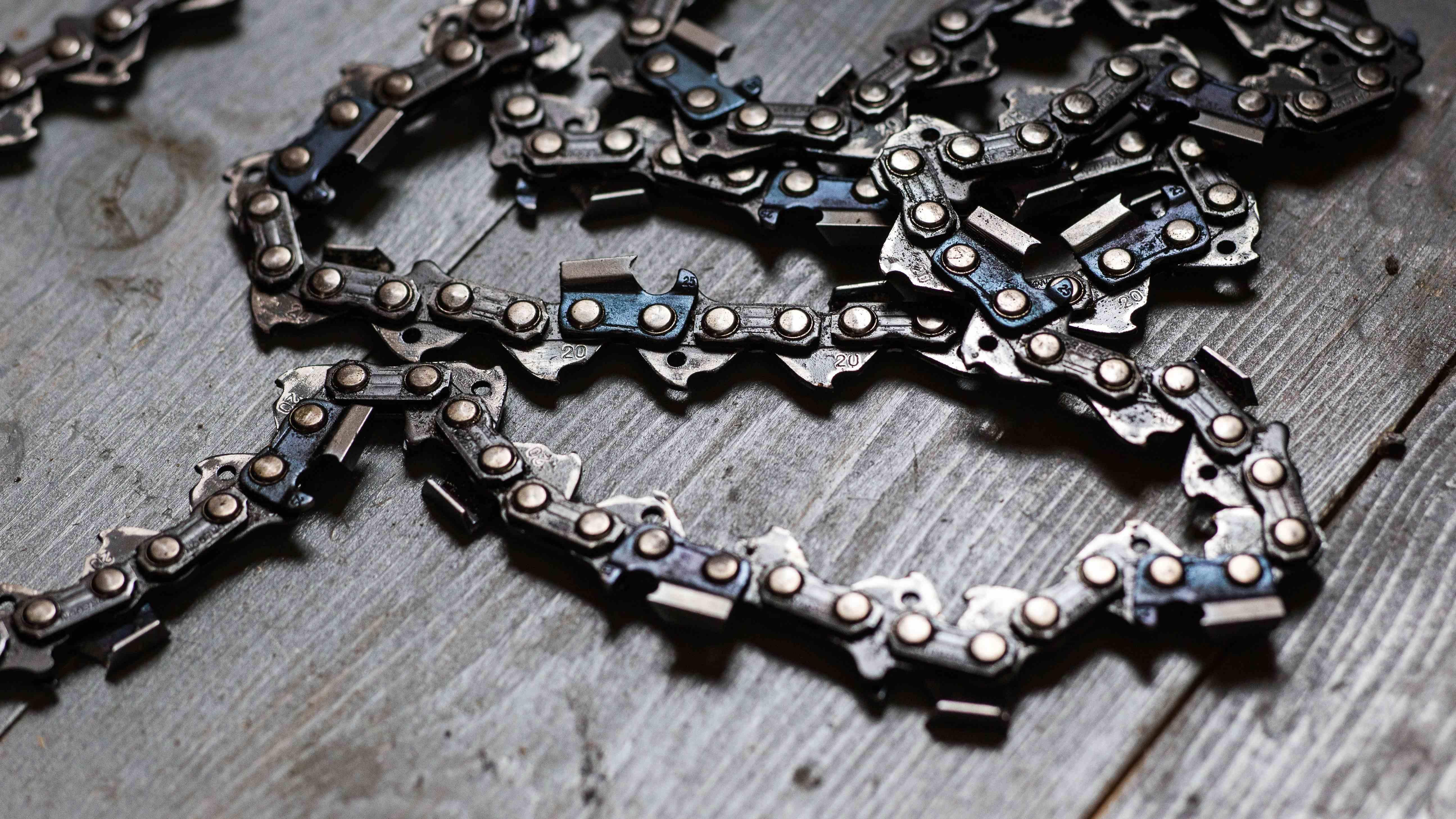 Comment choisir  une chaîne de tronçonneuse ?