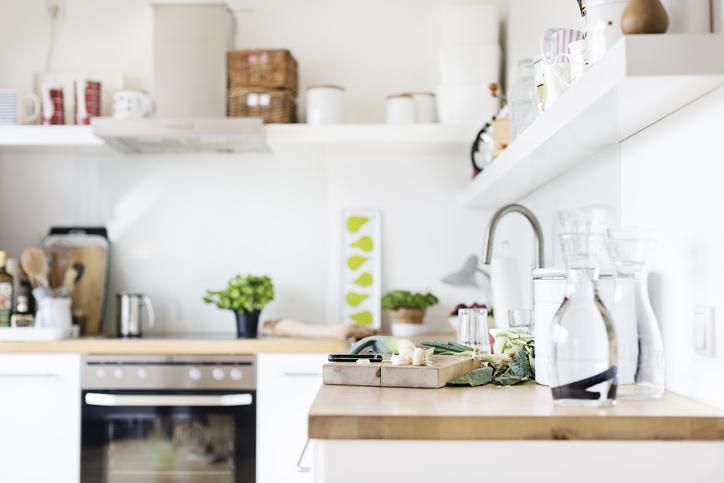 Comment poser un plan de travail de cuisine
