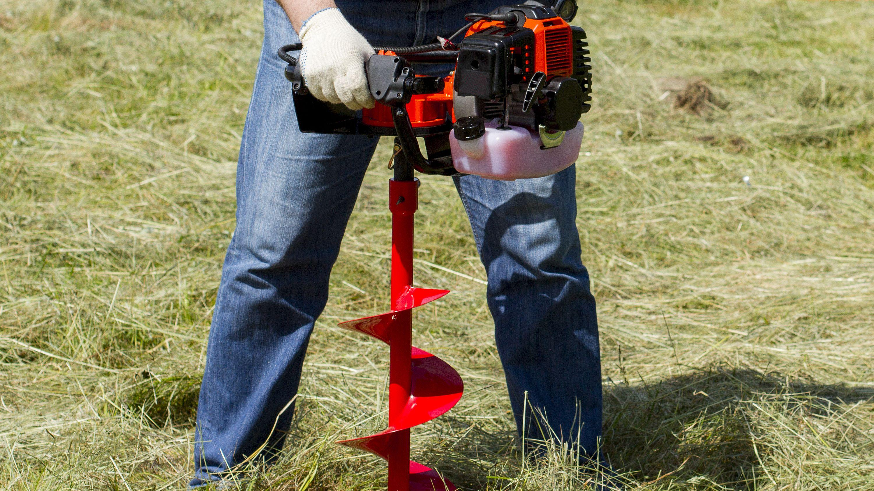Motorized auger buying guide