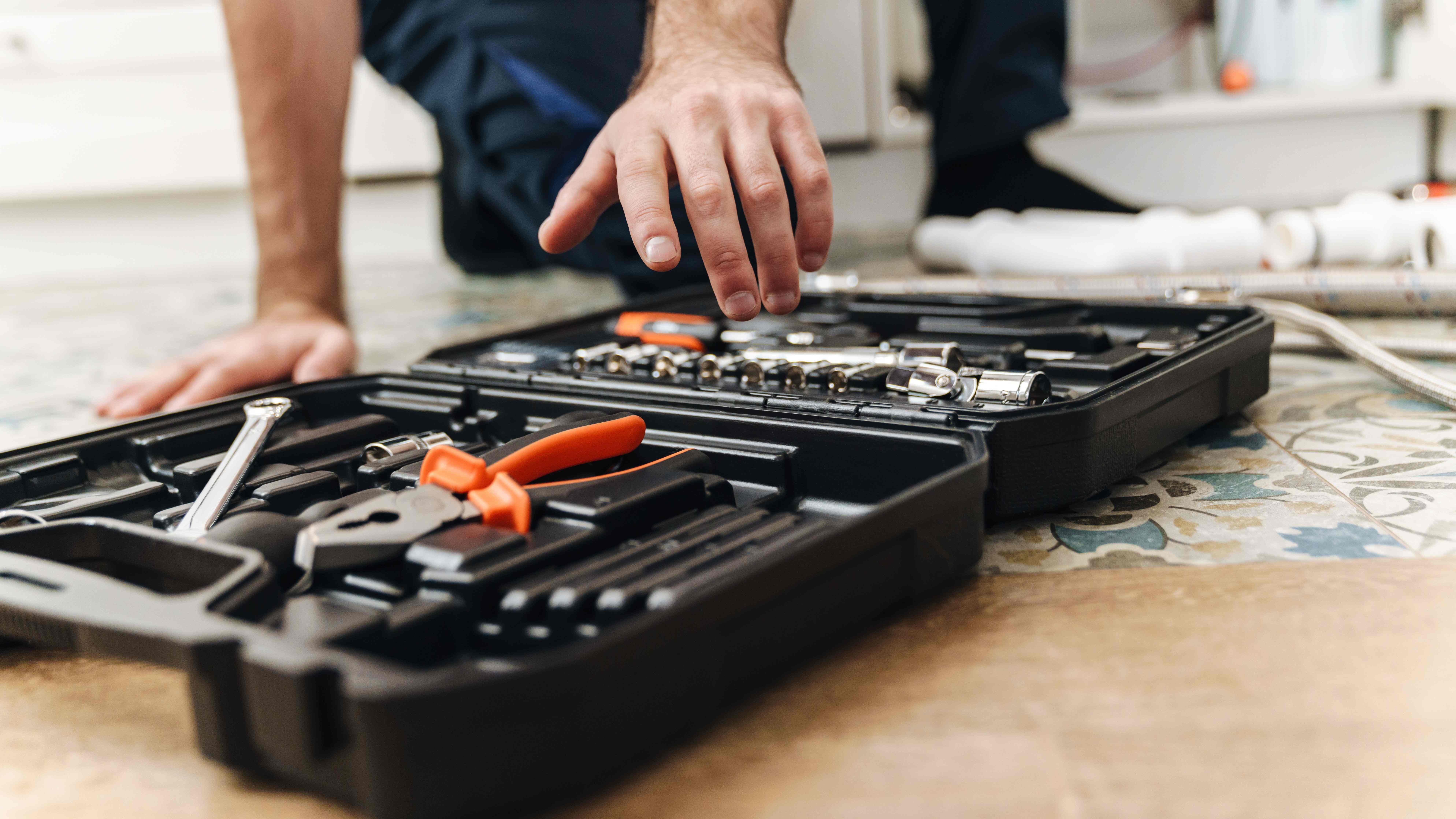 Cómo elegir tus herramientas de fontanería