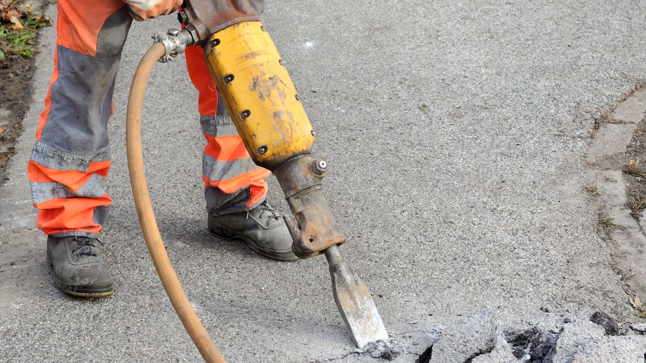 Comment choisir son marteau piqueur démolisseur