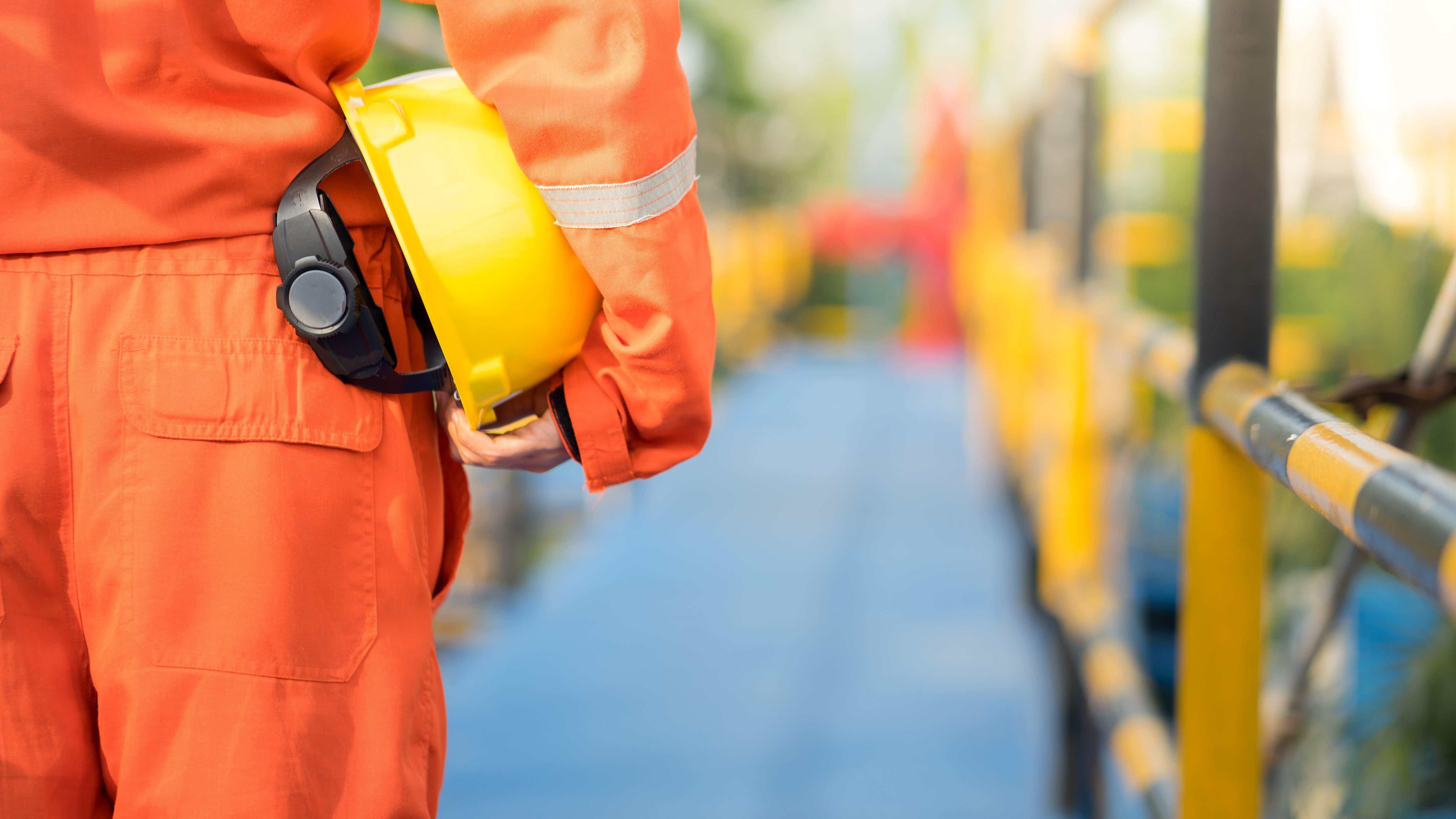 Comment être vu sur un chantier : EPI et comportements