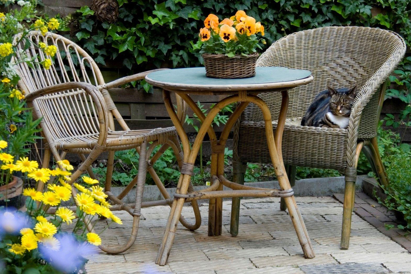 Comment choisir son mobilier de jardin