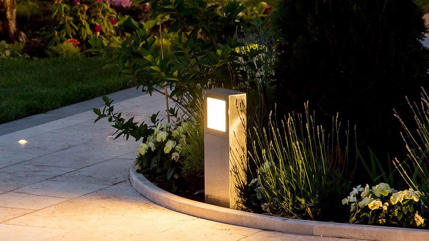 Die richtige Auswahl Ihrer Außenbeleuchtung