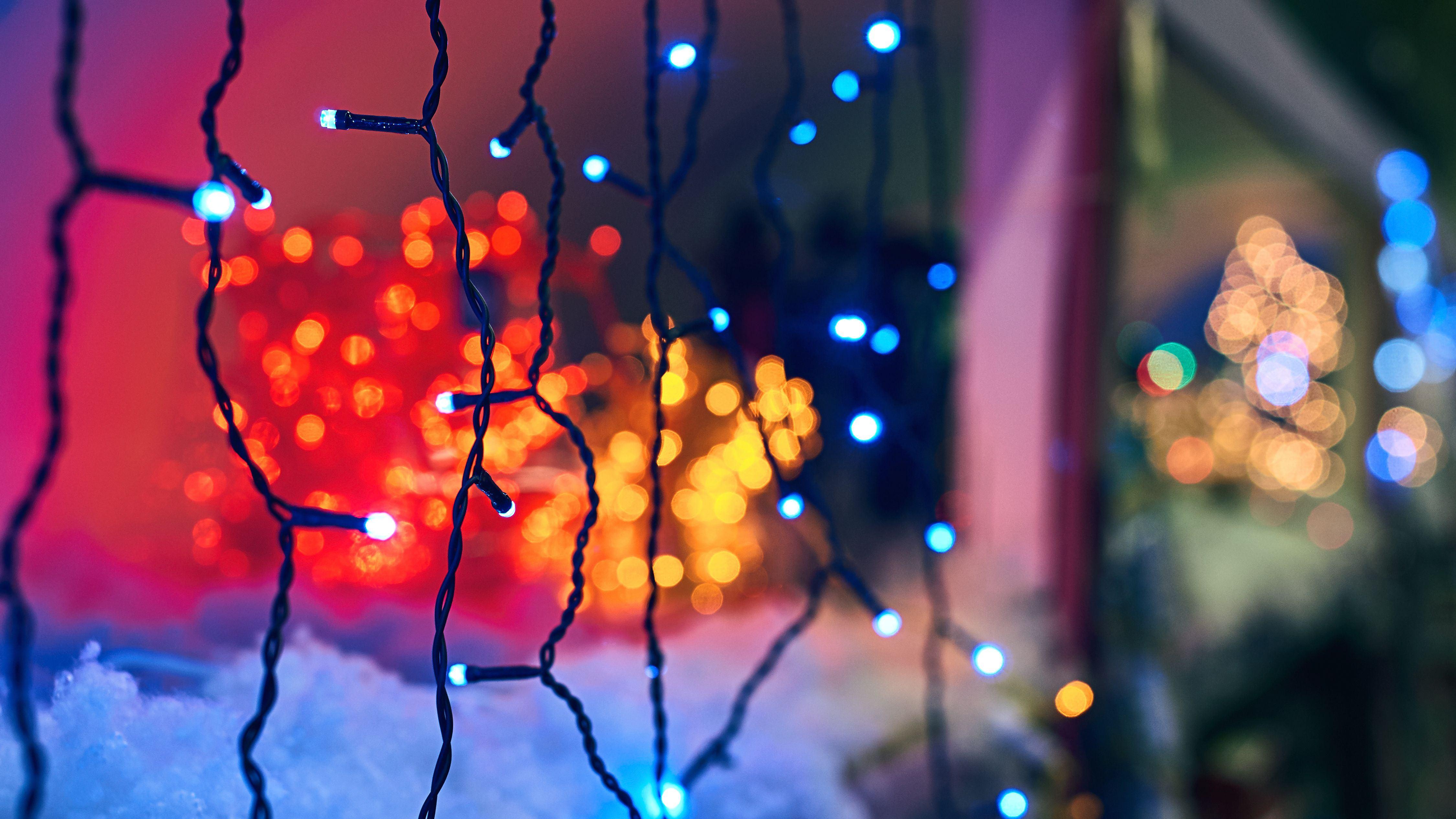 ¿Cómo elegir guirnaldas luminosas para decoraciones navideñas?
