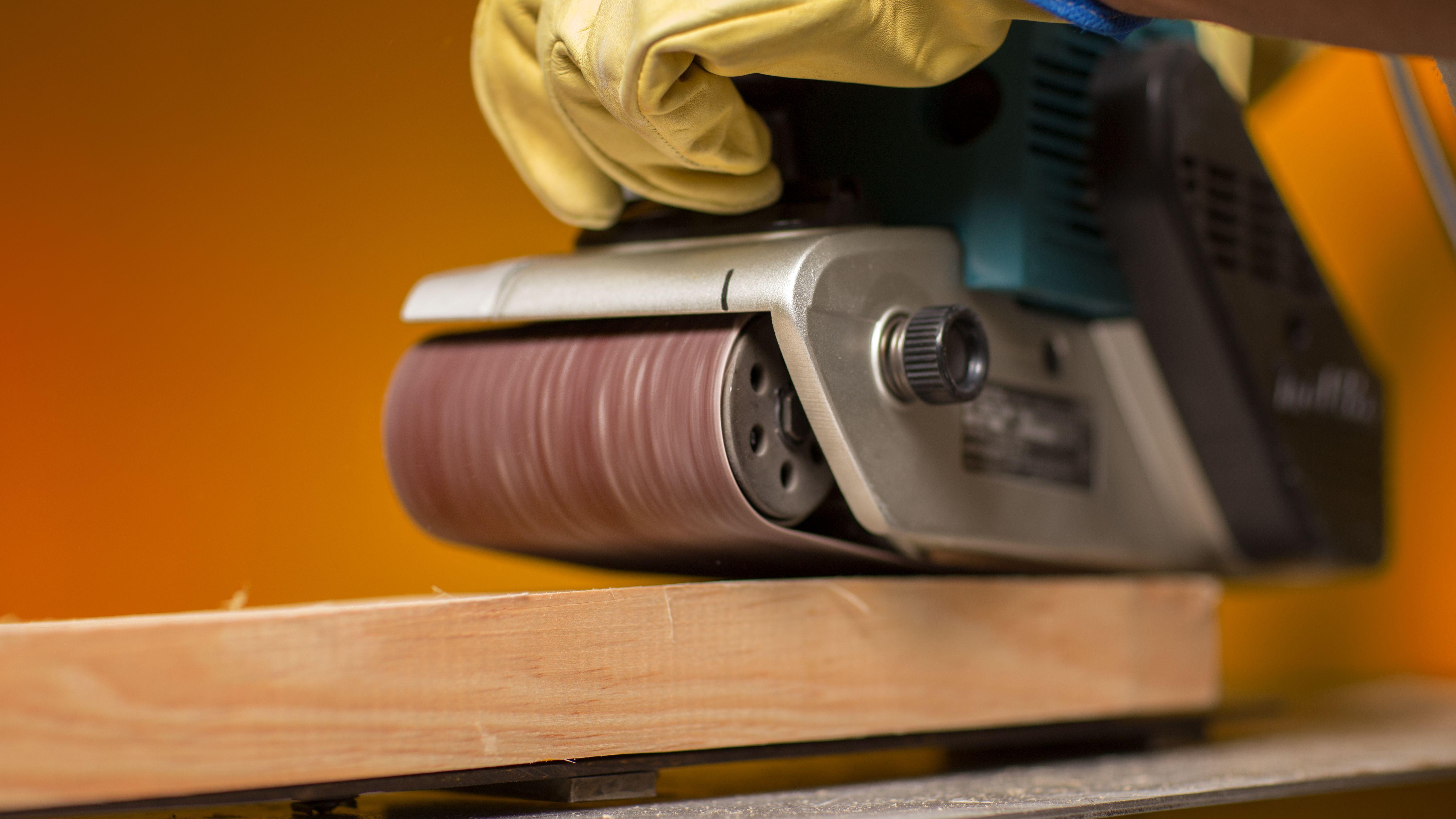So finden Sie die richtige Schleifmaschine
