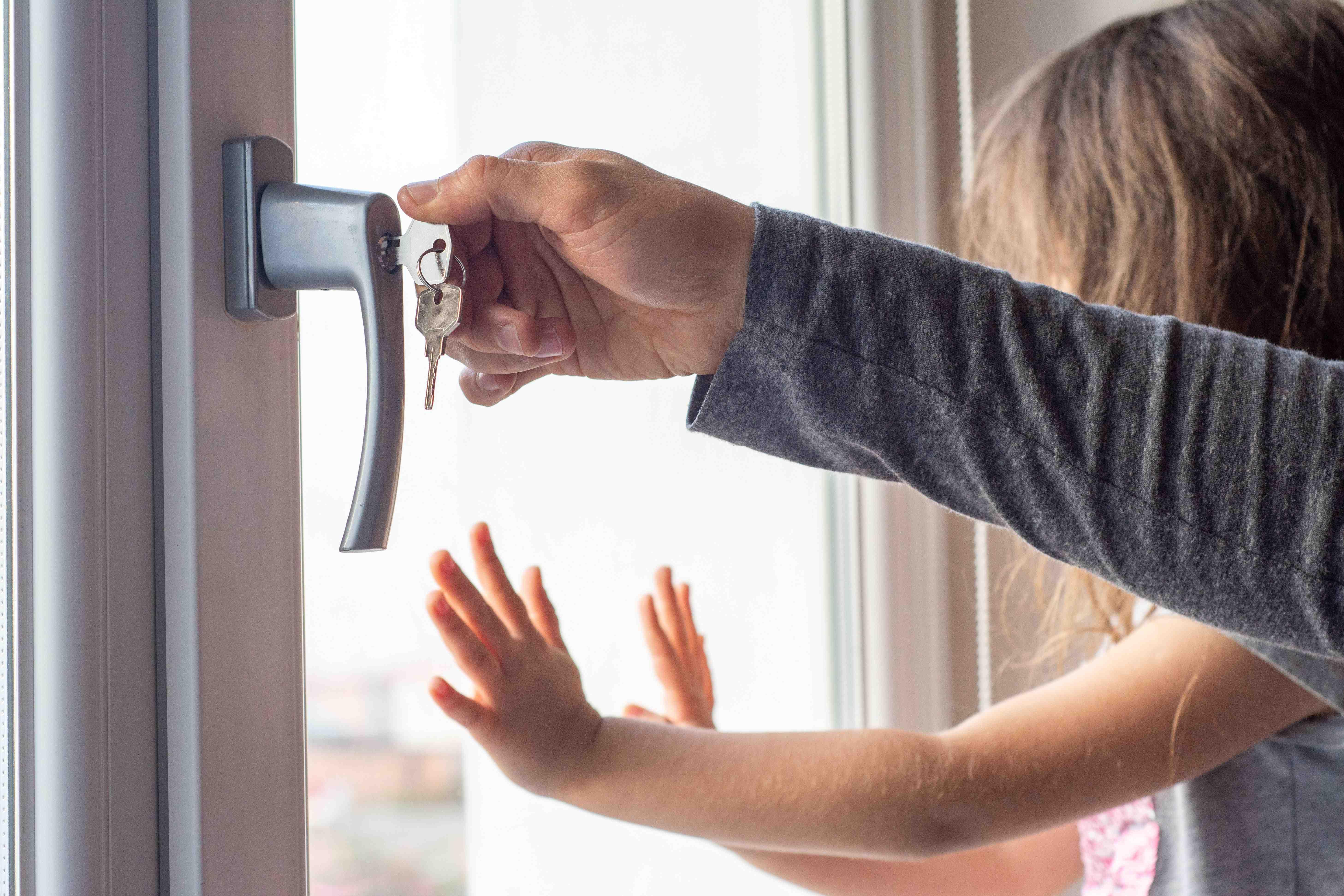 Comment choisir un verrou de fenêtre