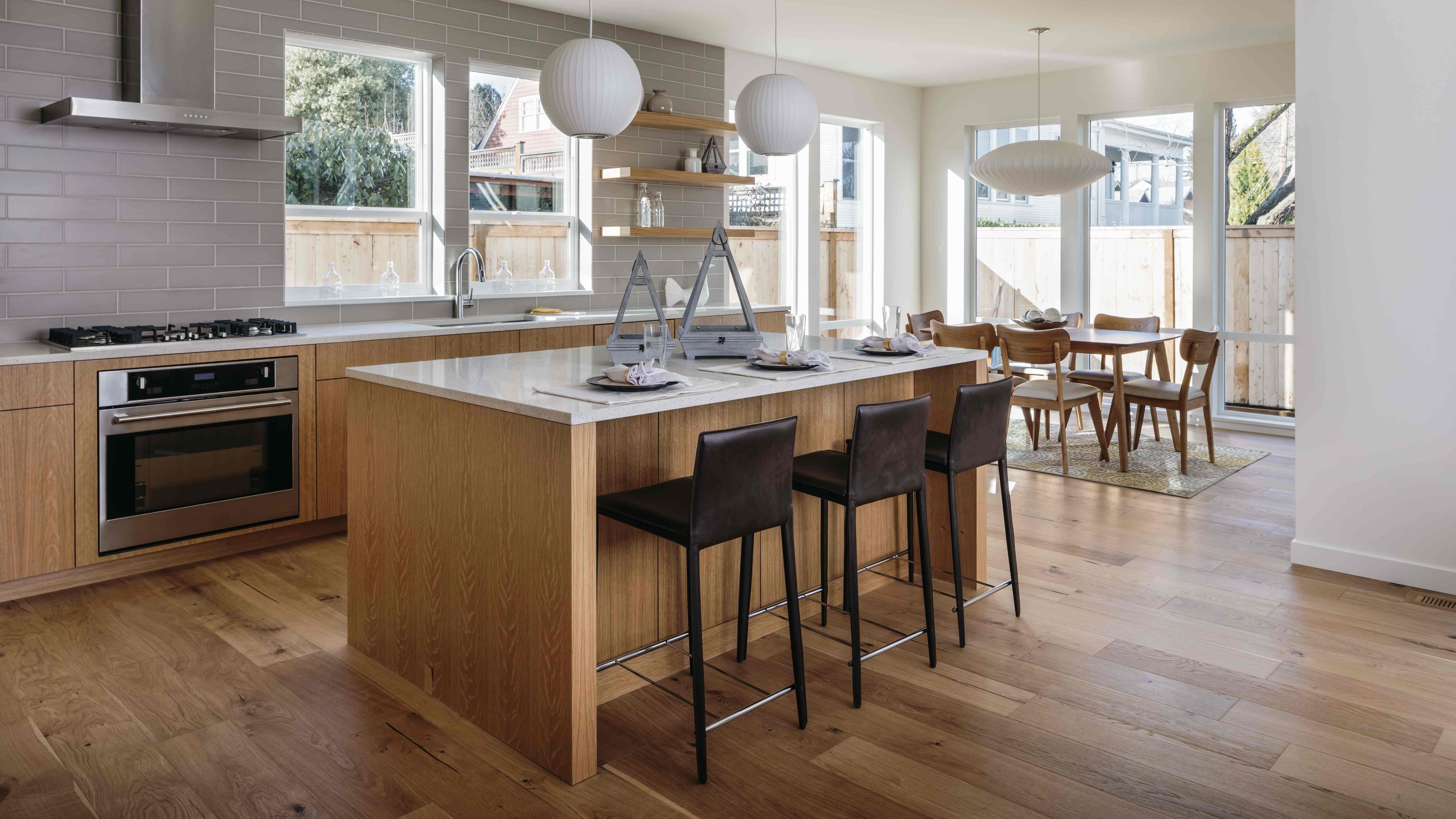 Comment choisir et préférer un îlot central de cuisine ?
