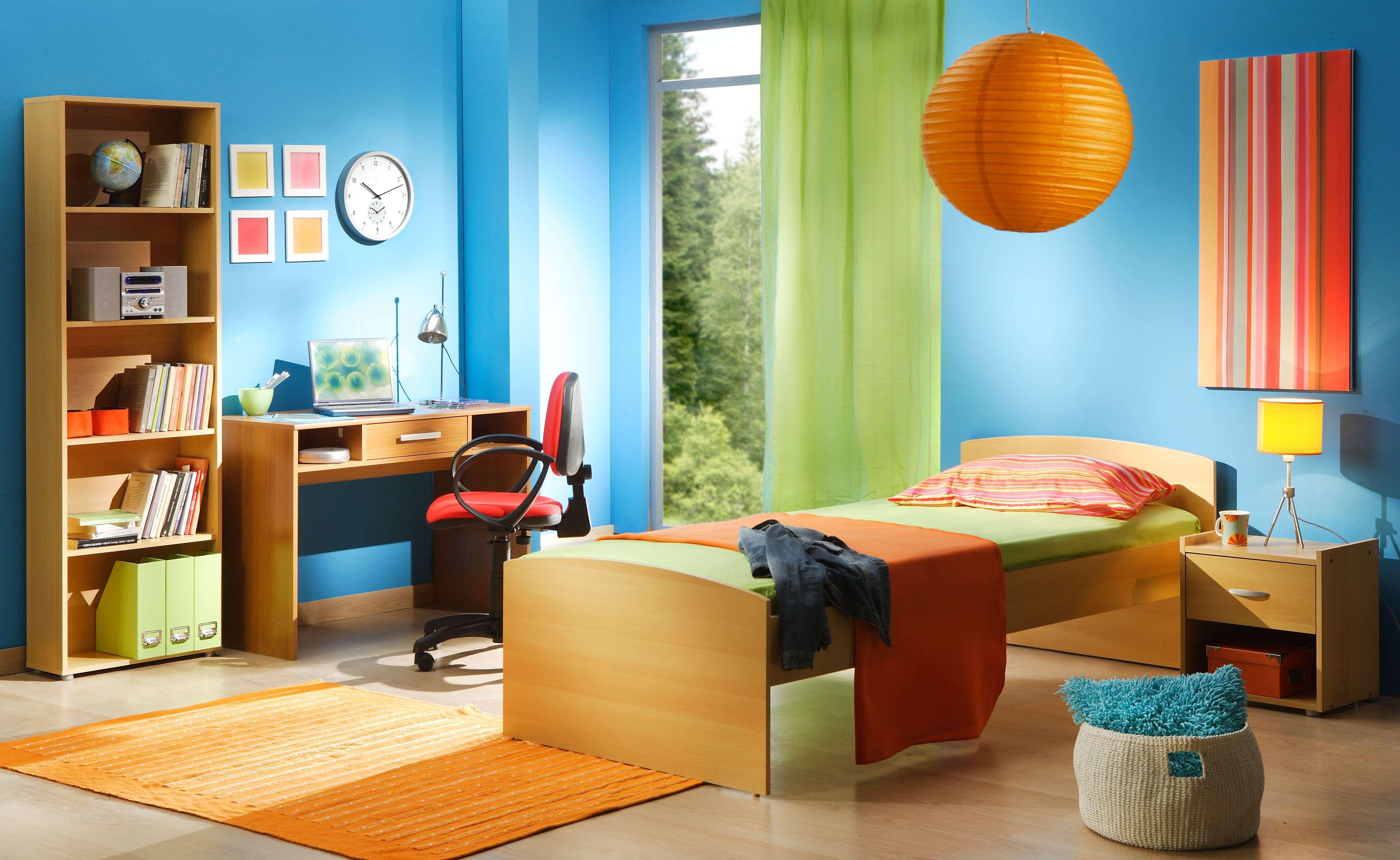 Cómo elegir el mobiliario para una habitación infantil