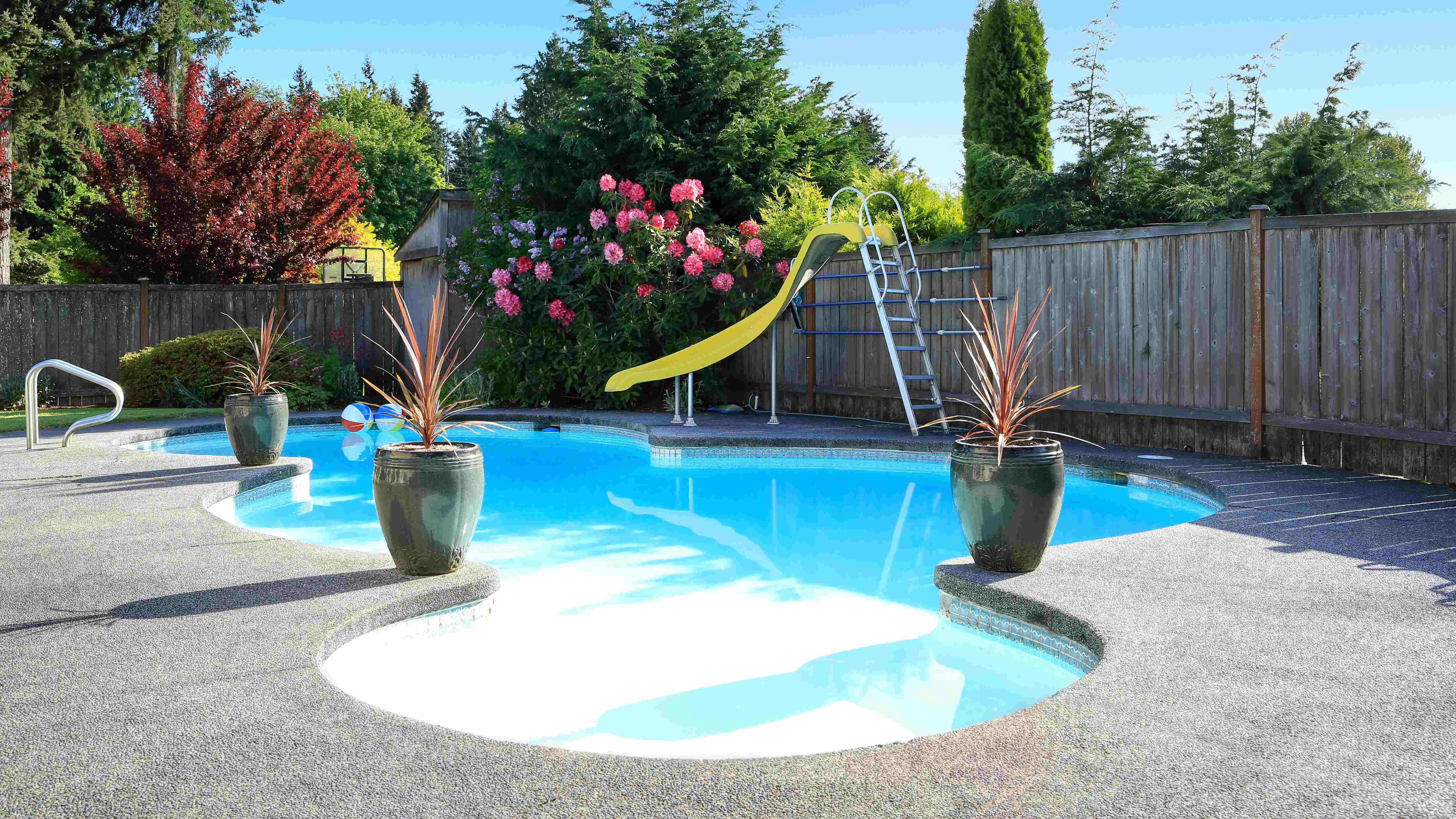 Cómo elegir una piscina