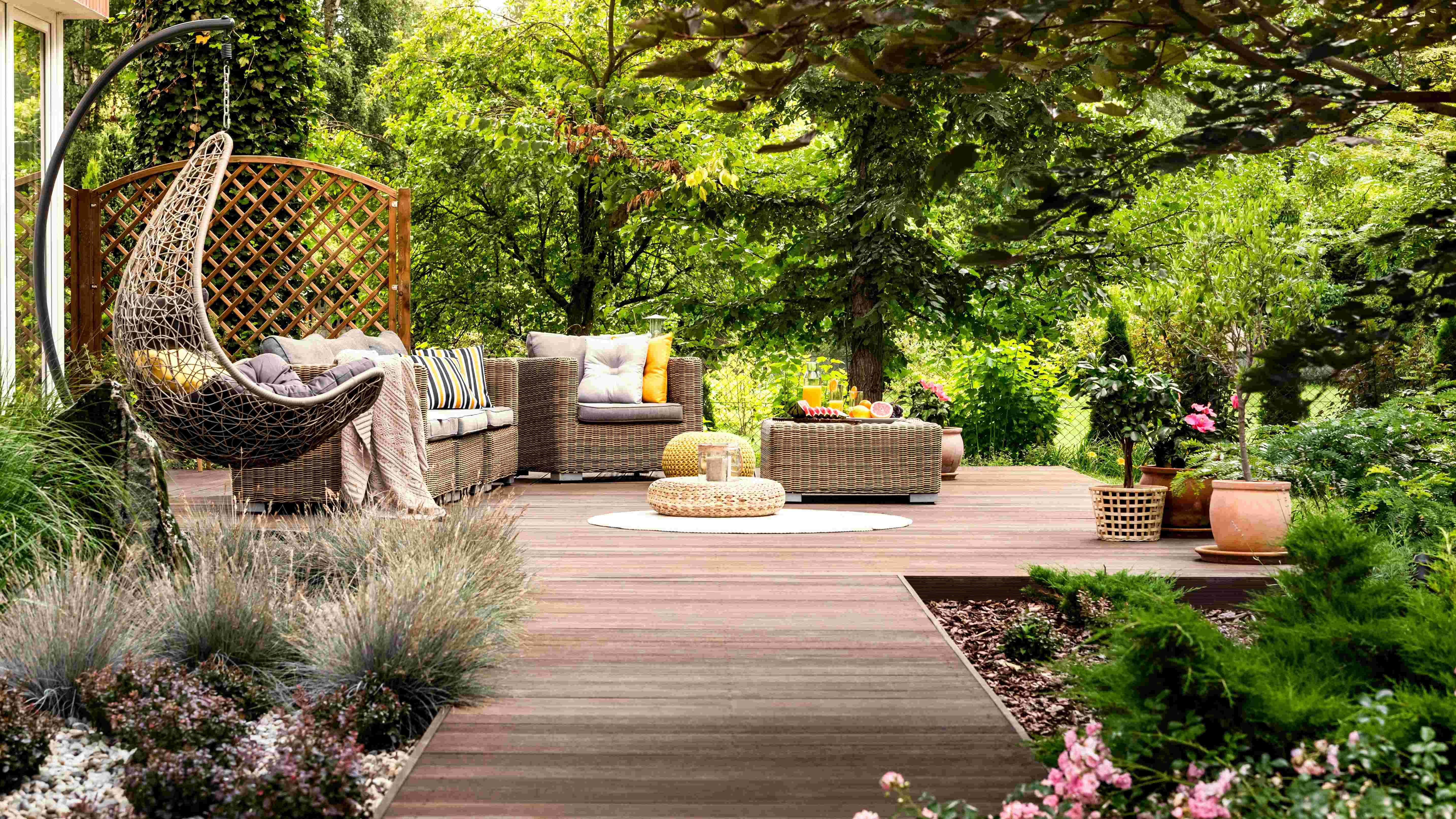 Todo sobre la terraza de madera