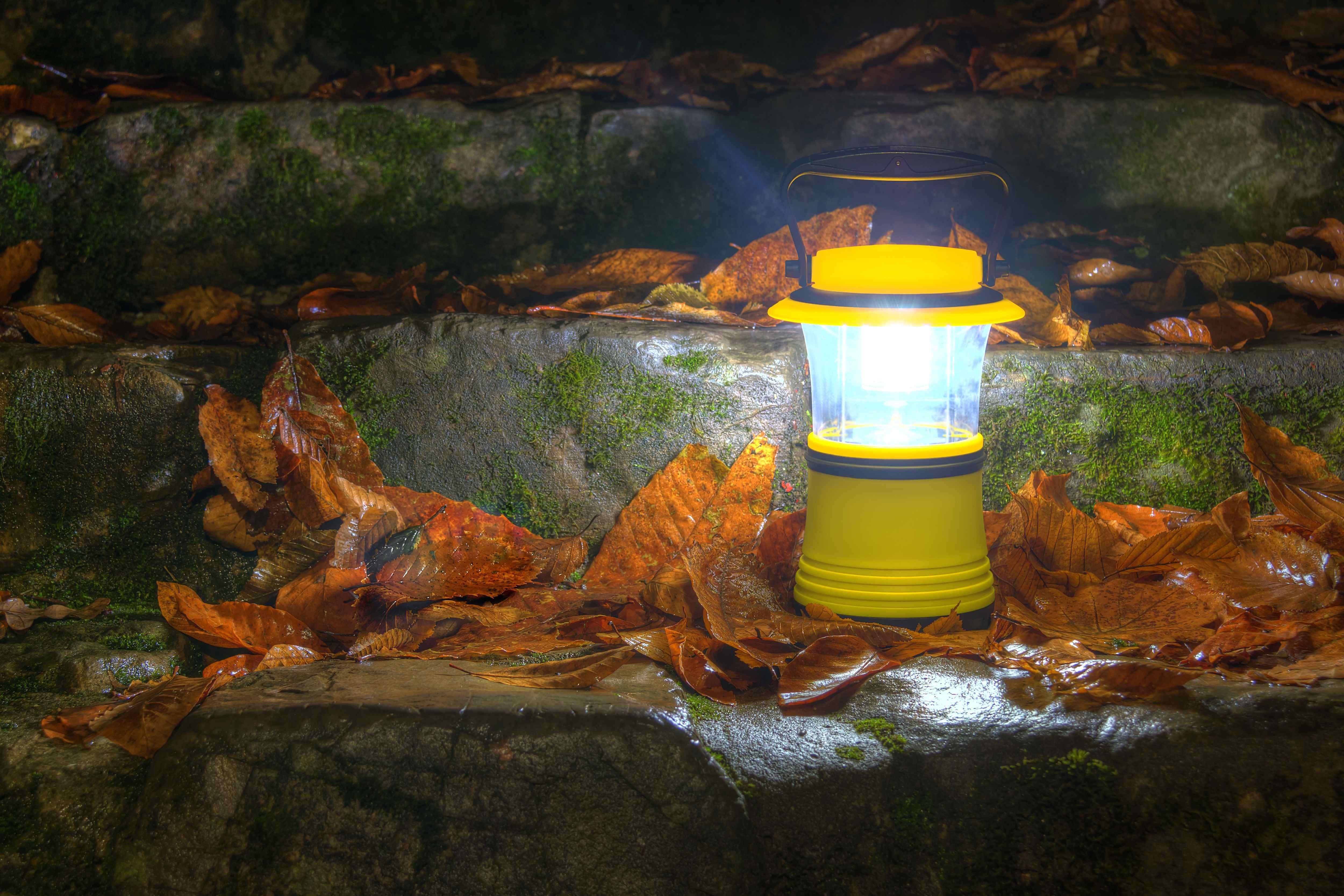 Eclairage à piles :  tout savoir sur cet éclairage d'appoint