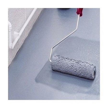 Cómo pintar el suelo de un baño