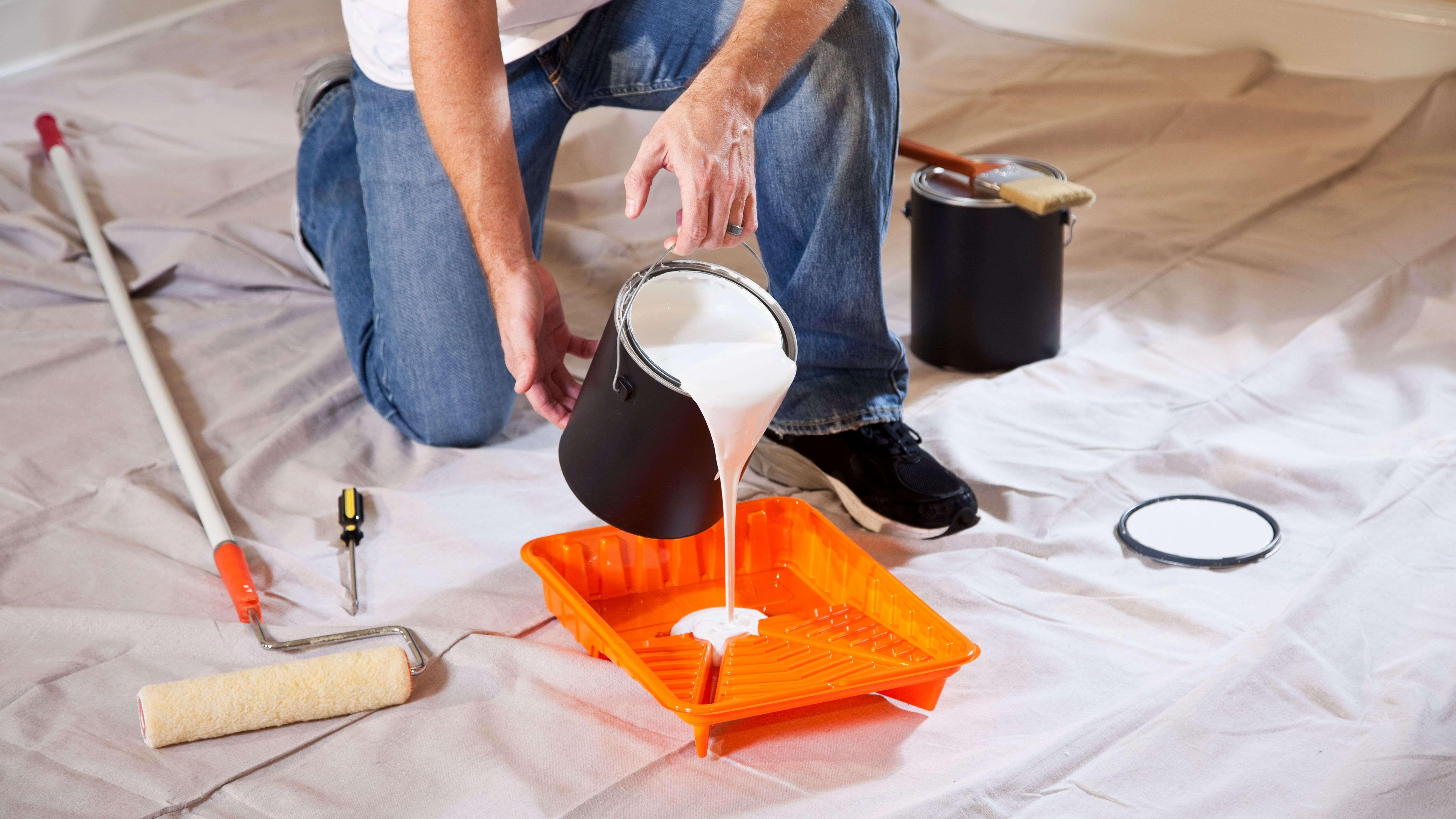 Come scegliere l'attrezzatura per dipingere