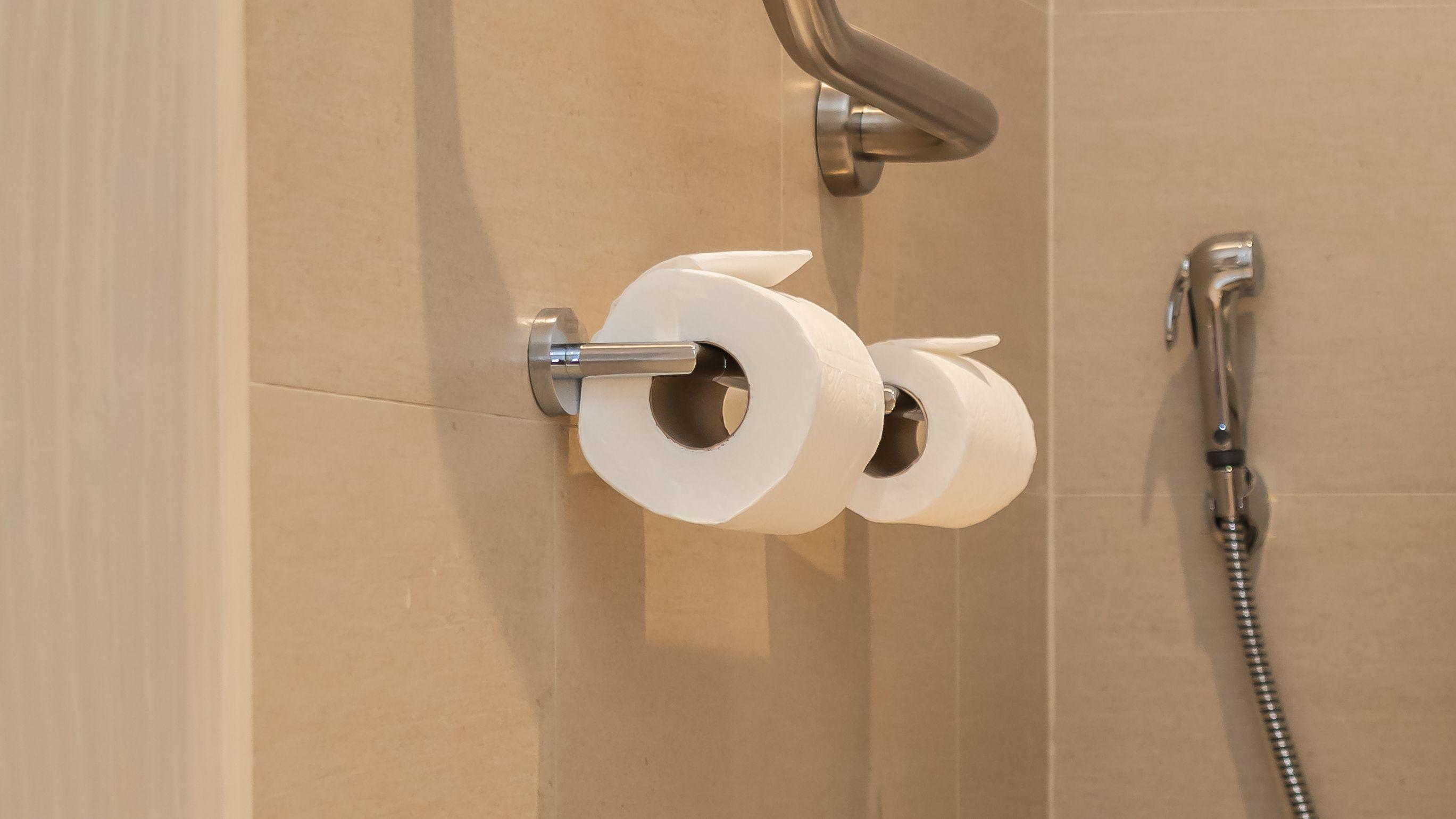 So finden Sie den richtigen Toilettenpapierhalter