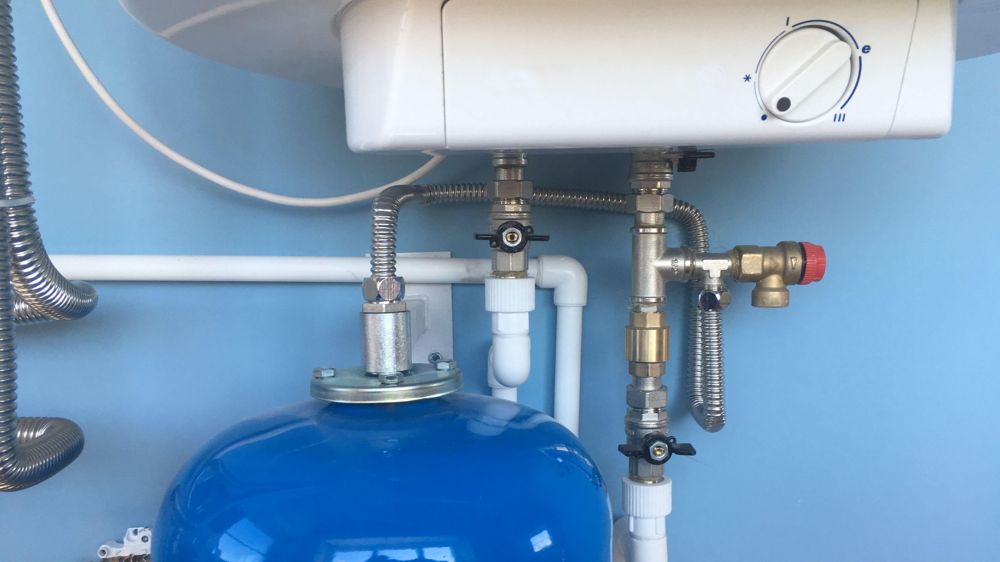 Comment raccorder  un chauffe-eau électrique