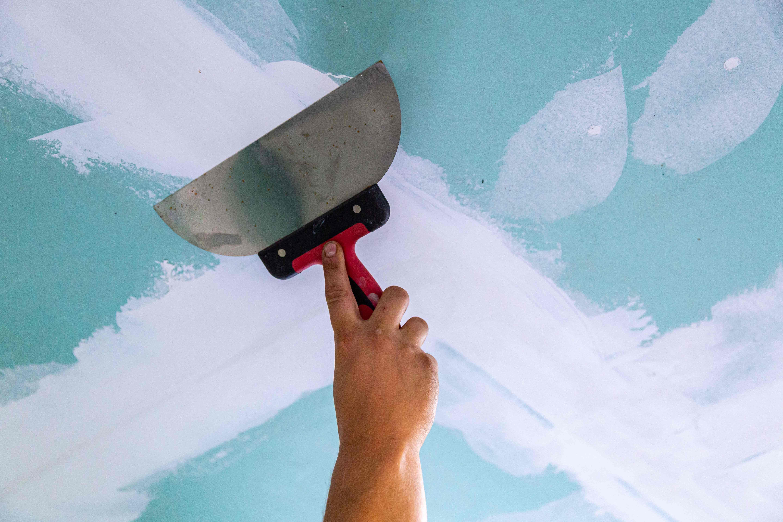 Comment poser des joints de plaques de plâtre