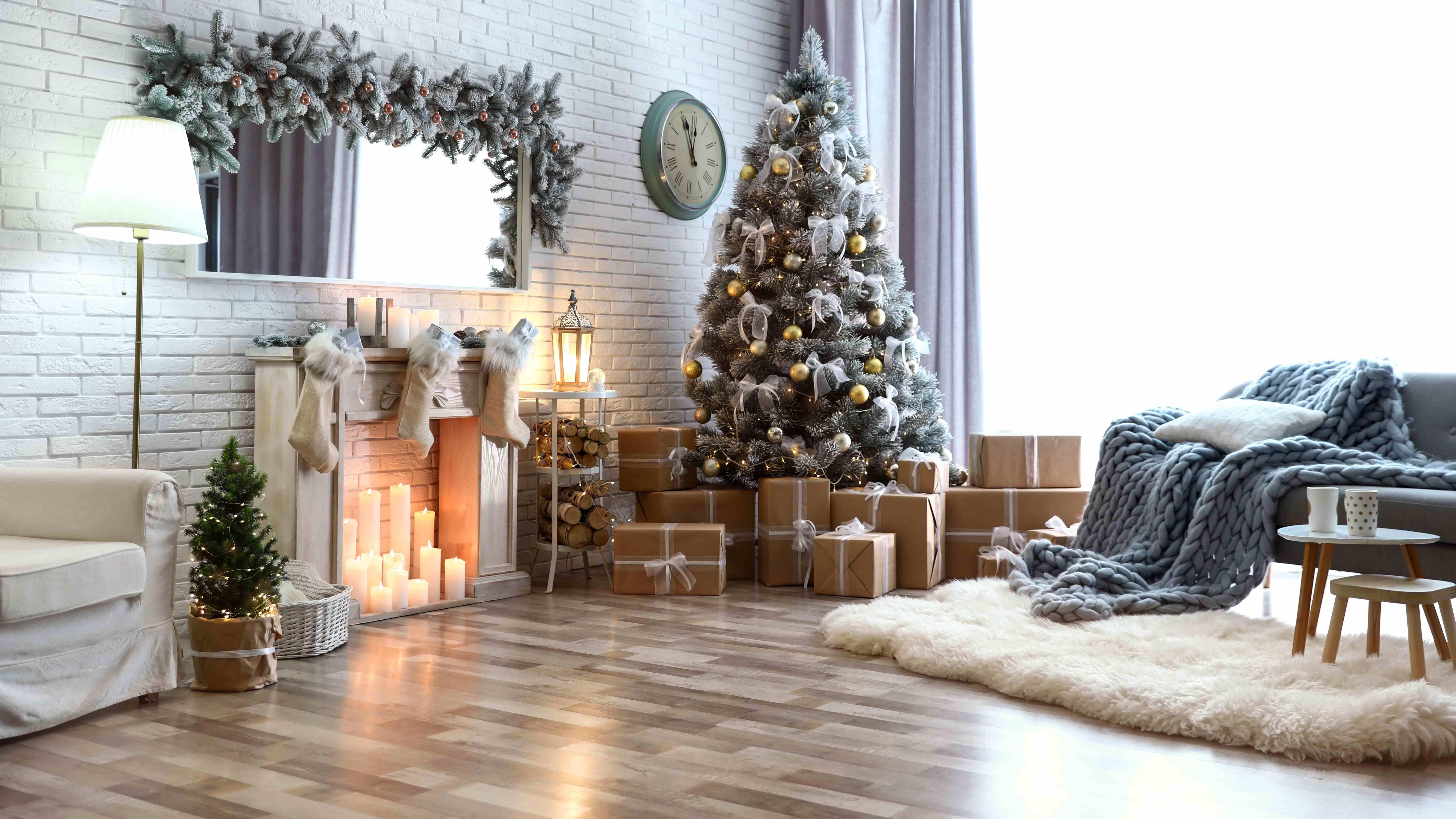 Cómo elegir  la decoración interior de Navidad