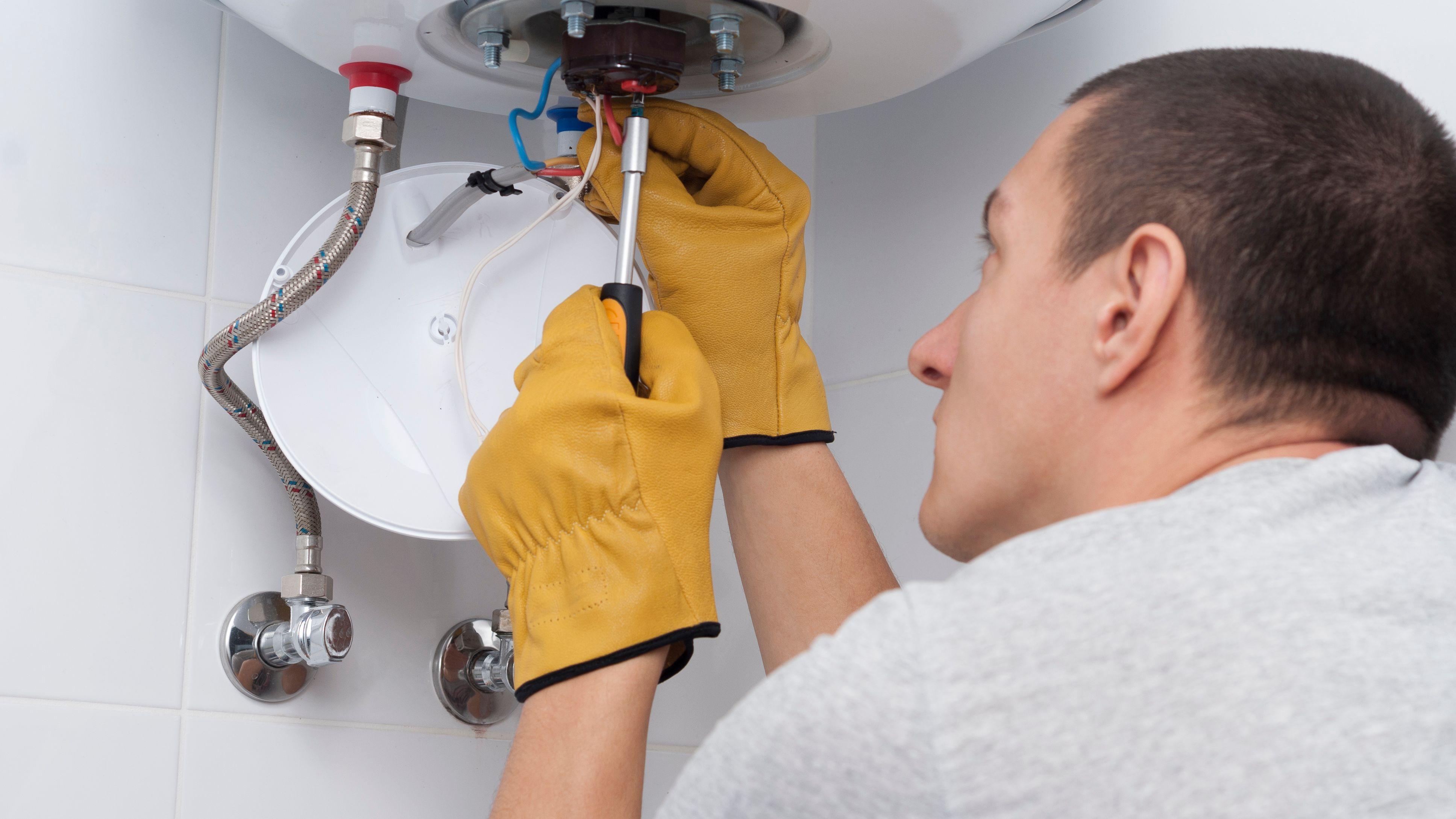 Comment réarmer  la sécurité thermique d'un chauffe-eau électrique