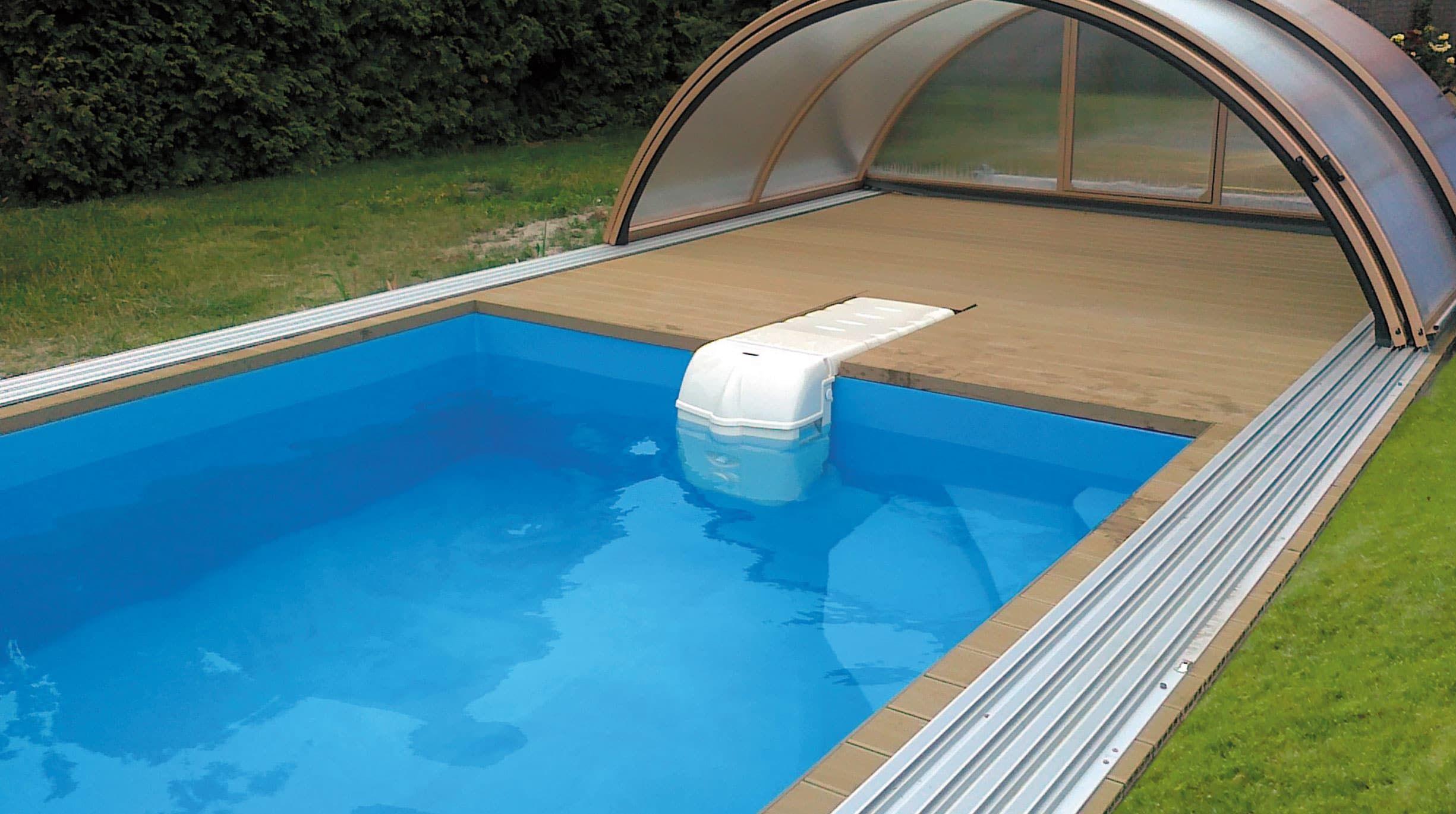 Filtre monobloc de piscine :  tout savoir