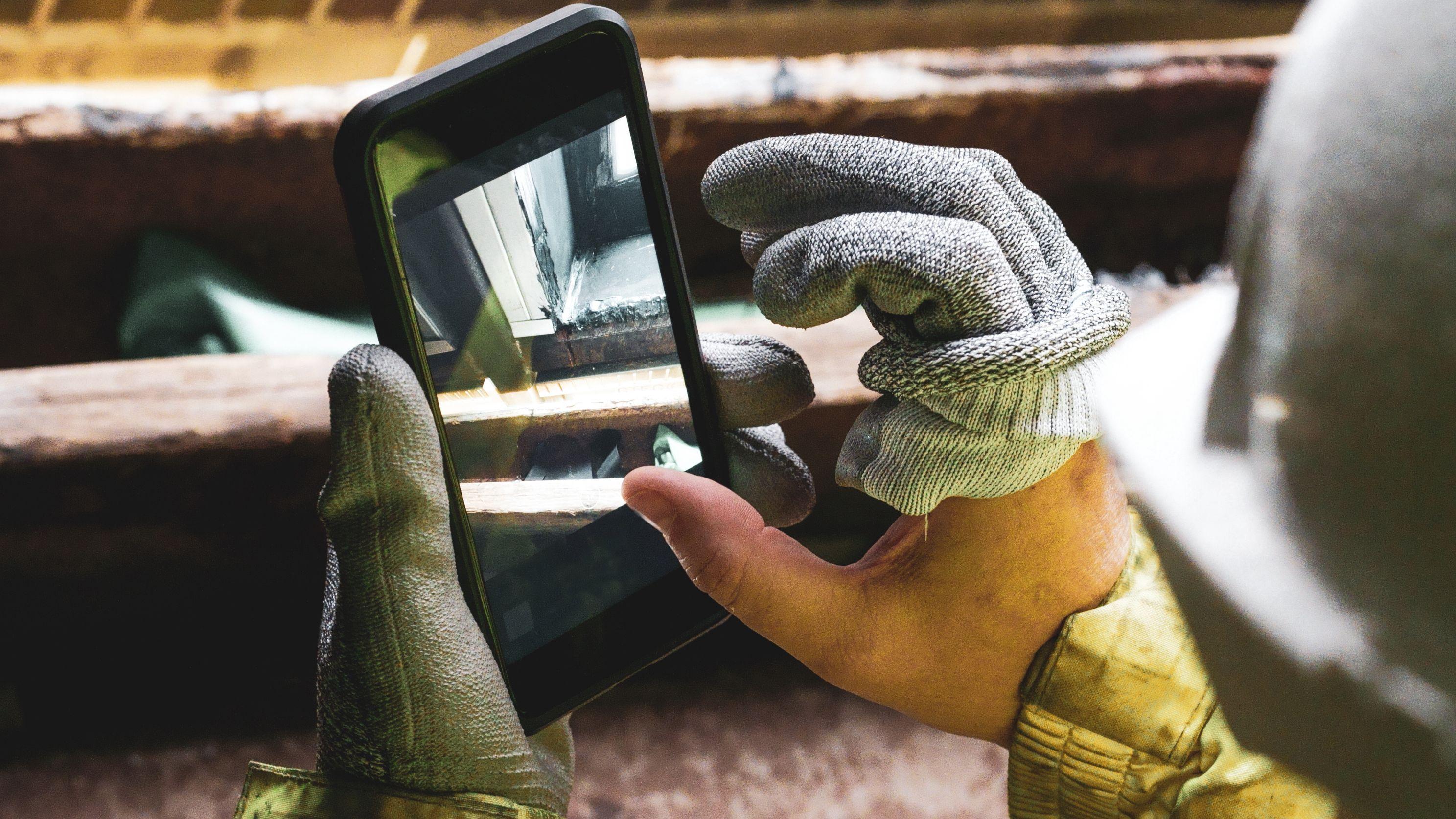 Téléphone de chantier : comment choisir