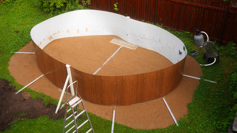 Come installare una piscina fuori terra