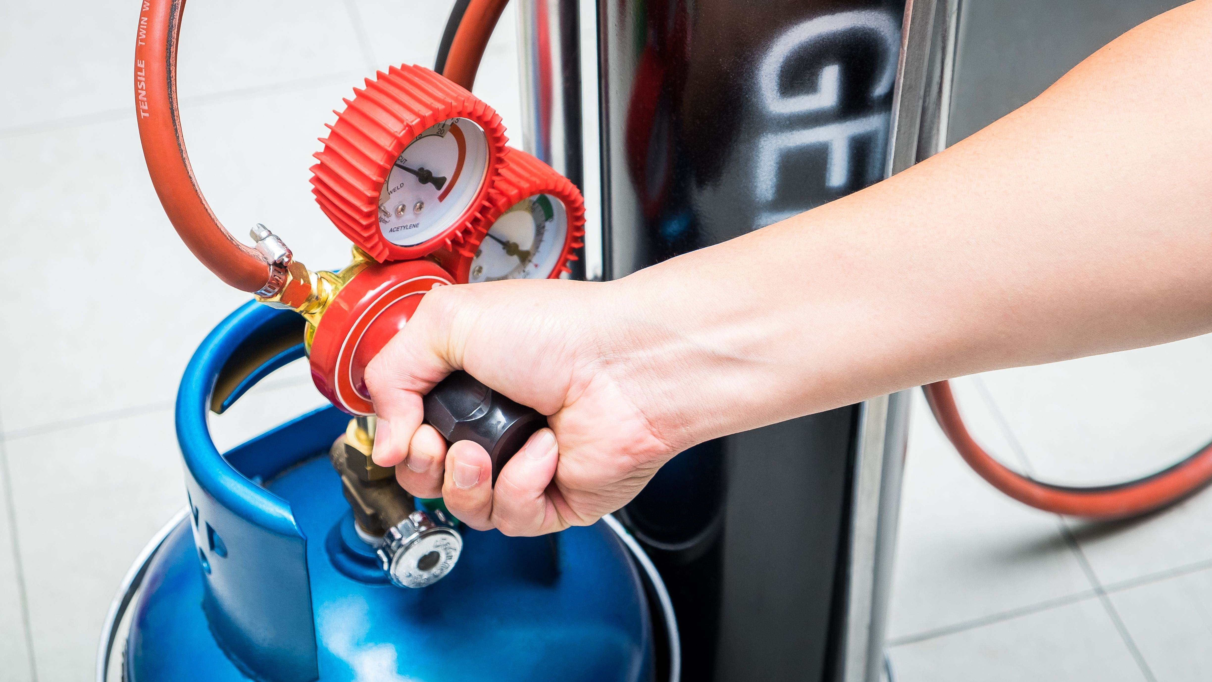 Gas cylinders for flame welding buying guide