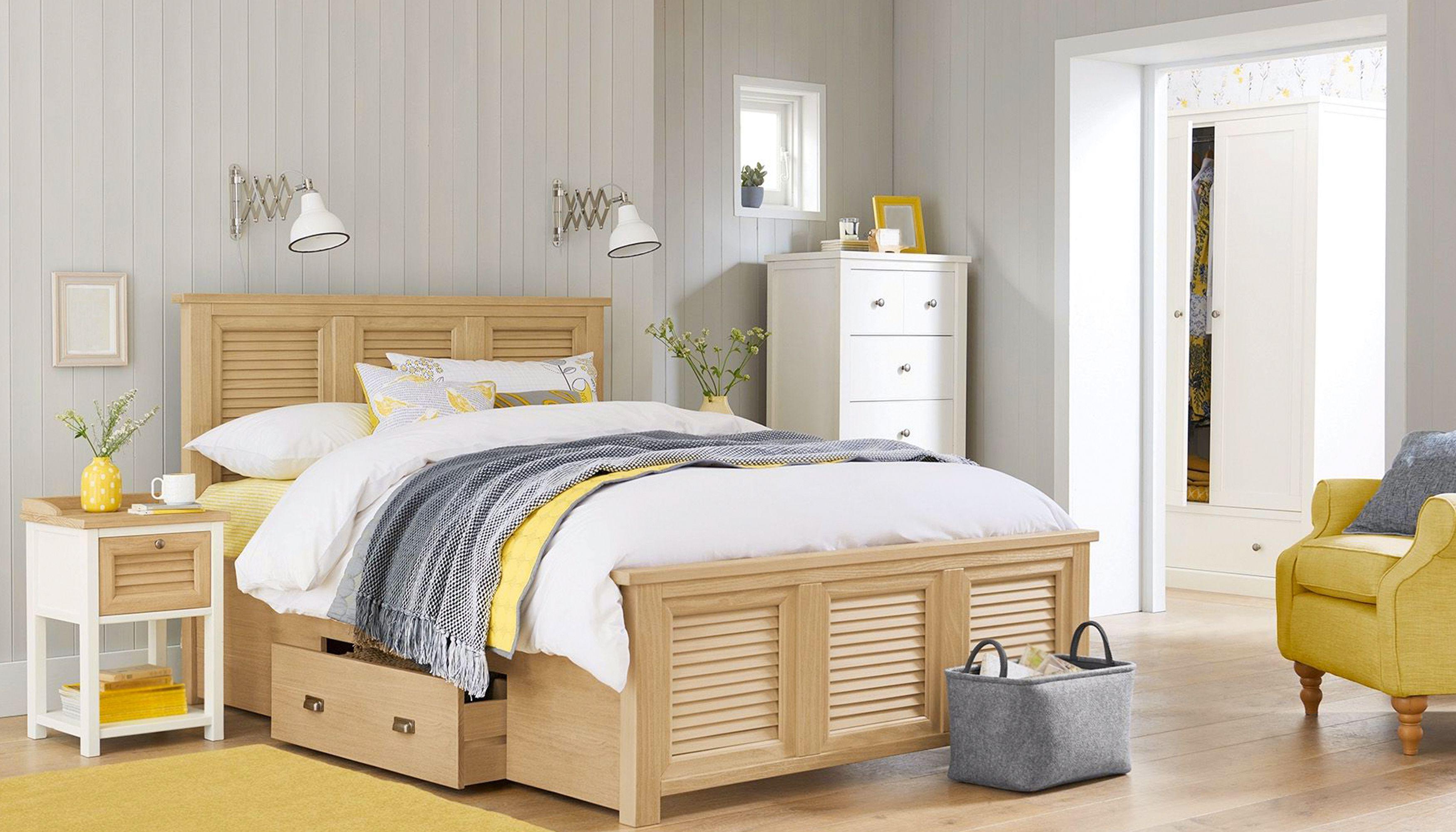 Cómo elegir  el mobiliario de un dormitorio
